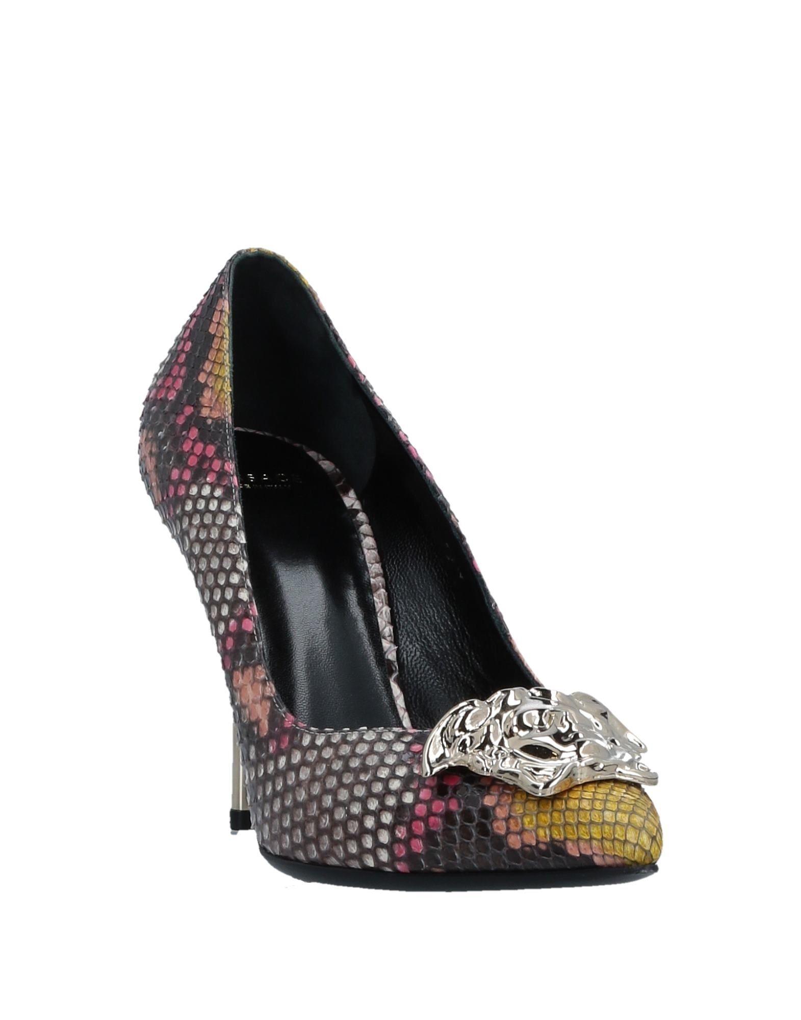 Versace Pumps Damen gut  11516850OGGünstige gut Damen aussehende Schuhe ff0e14