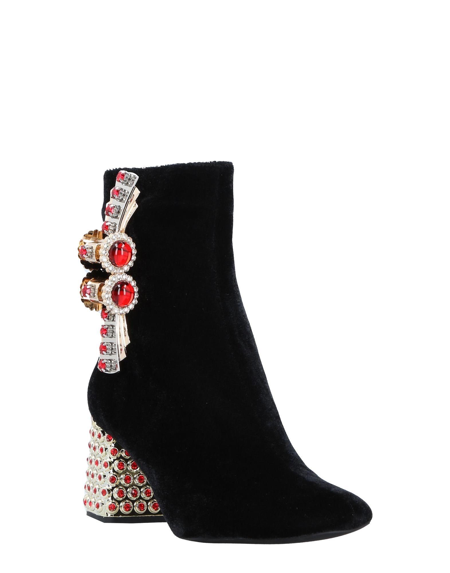 Gut um billige Schuhe  zu tragenJeffrey Campbell Stiefelette Damen  Schuhe 11516938FX 7e1e4d