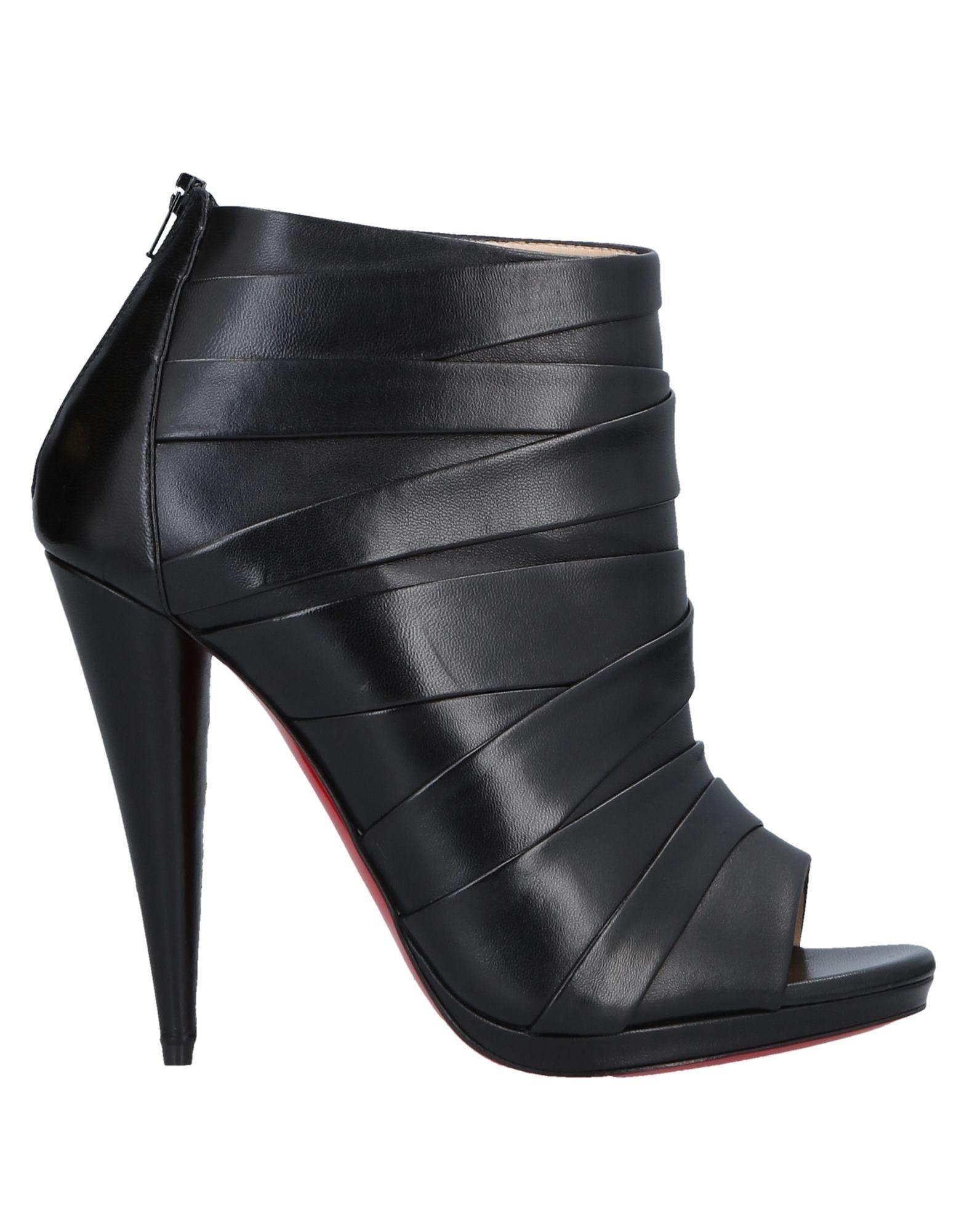 Christian Louboutin gut Stiefelette Damen  11516964LCGünstige gut Louboutin aussehende Schuhe ec2483