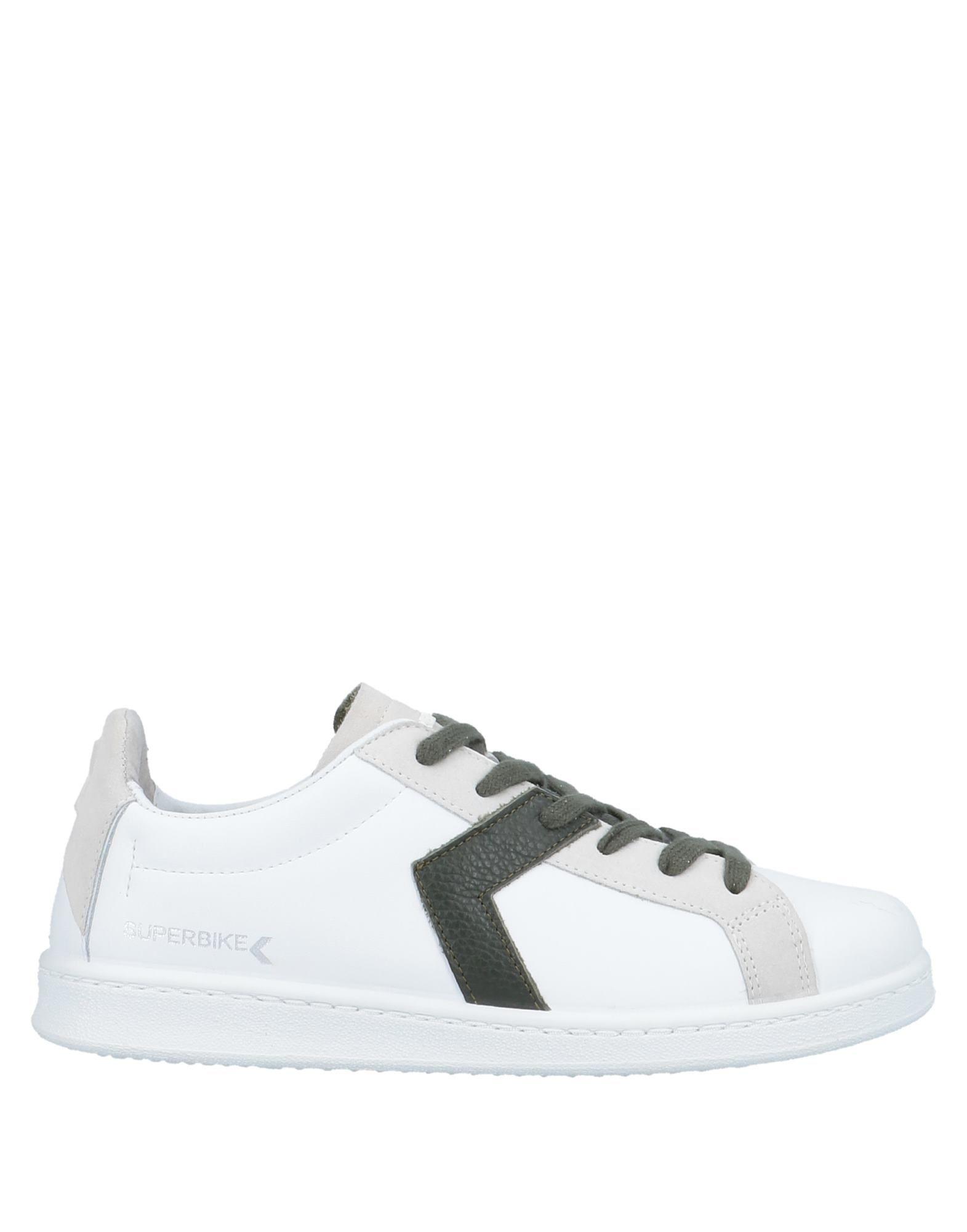 Rabatt echte Schuhe Superbike Sneakers Herren  11516988RT