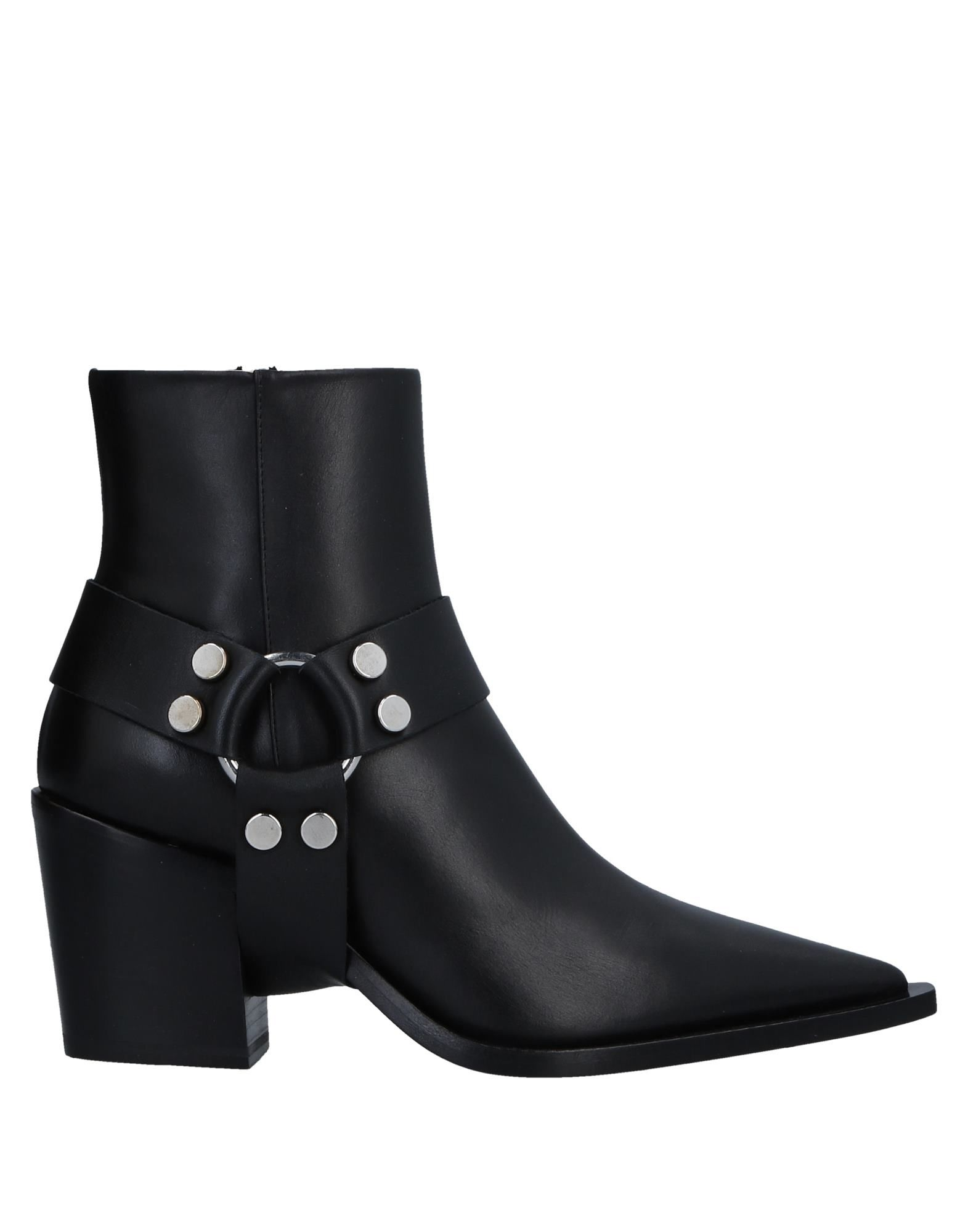 Rabatt Schuhe Erika Cavallini Stiefelette Damen  11516994AP