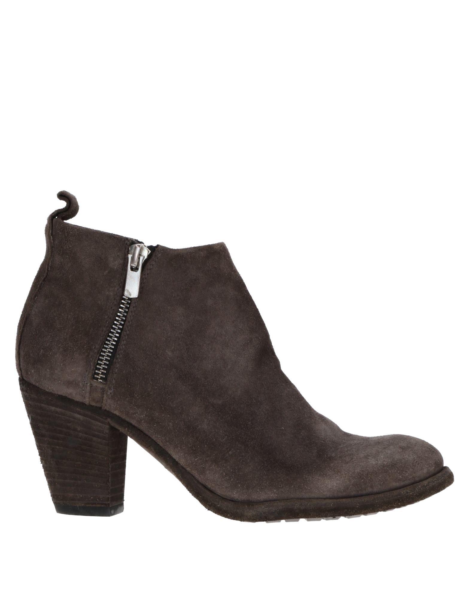 Rabatt Schuhe Officine Creative Italia Stiefelette Damen  11516996LW