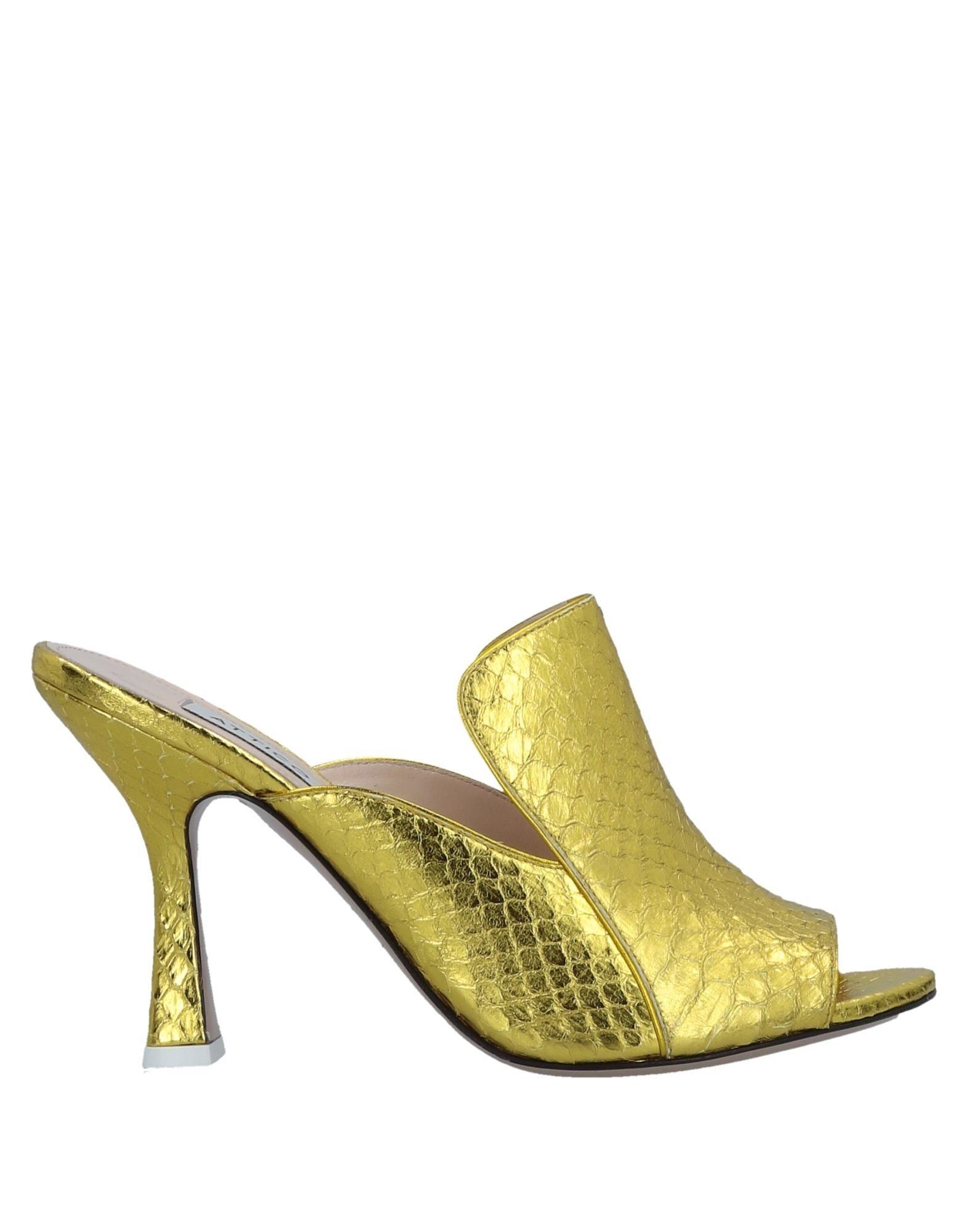 Haltbare Mode billige Schuhe Attico Sandalen Damen  11516999QR Heiße Schuhe