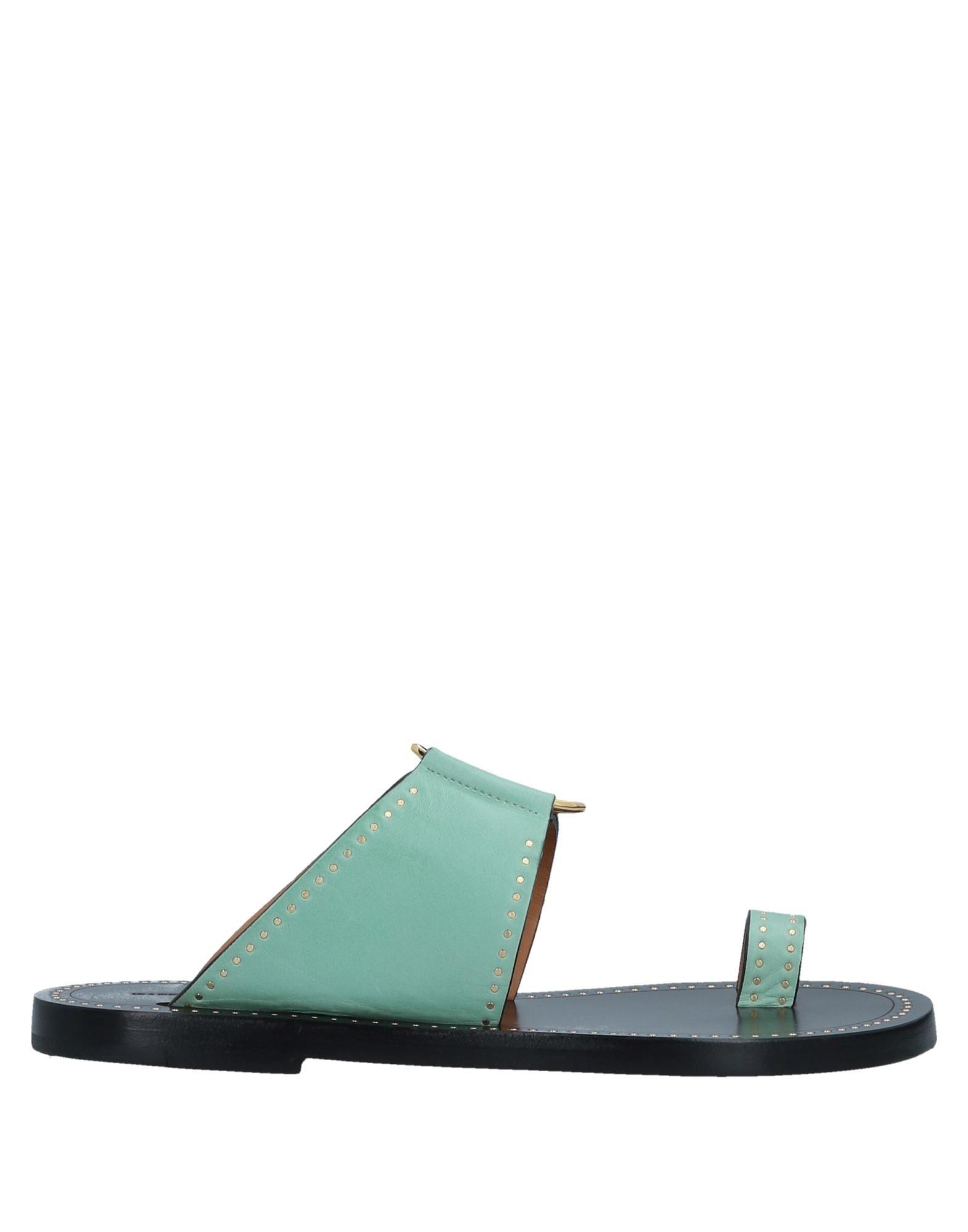 Rabatt Schuhe Isabel Marant Dianetten Damen  11517003AD