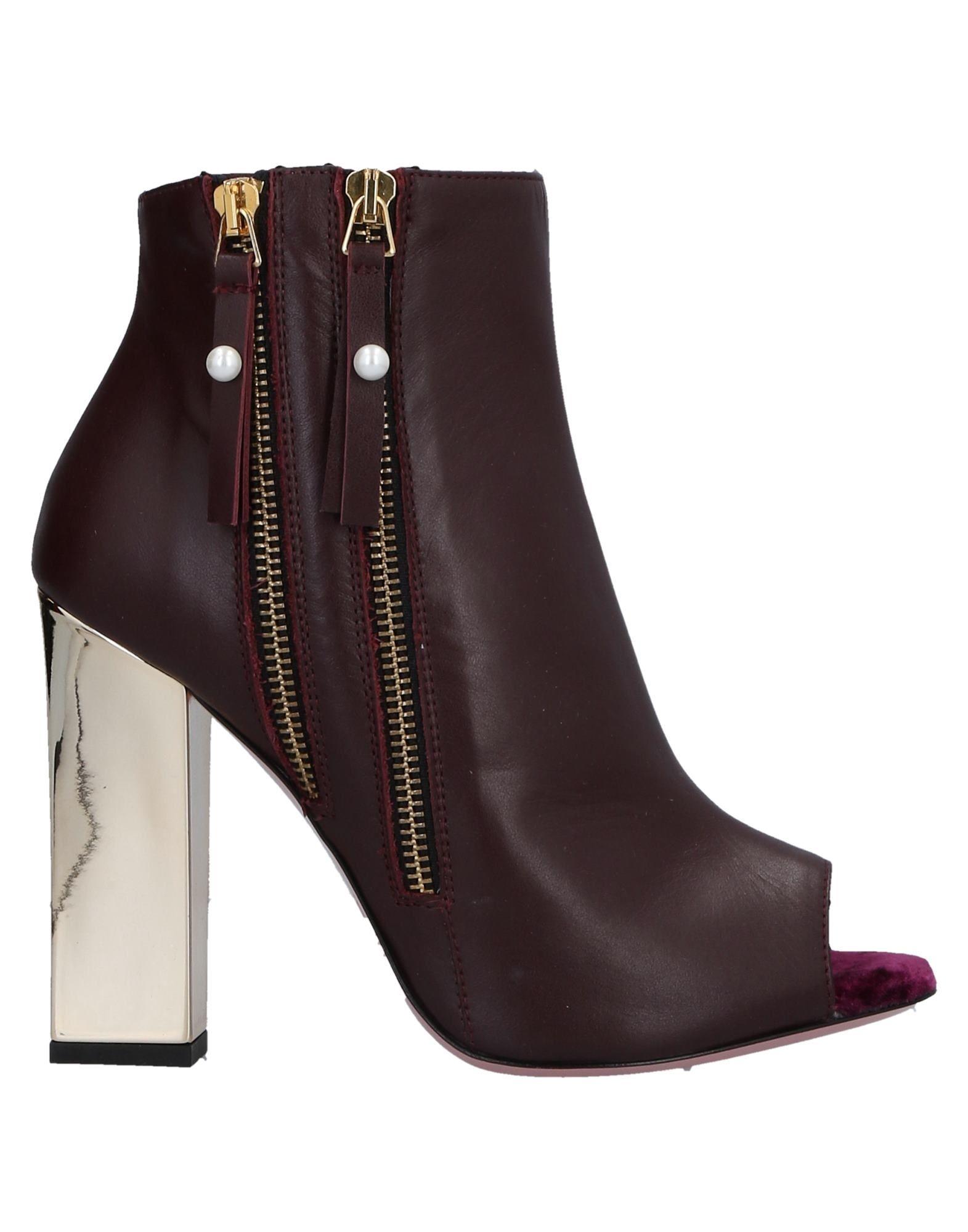 Rabatt Schuhe Tipe E Tacchi Stiefelette Damen  11517017MH