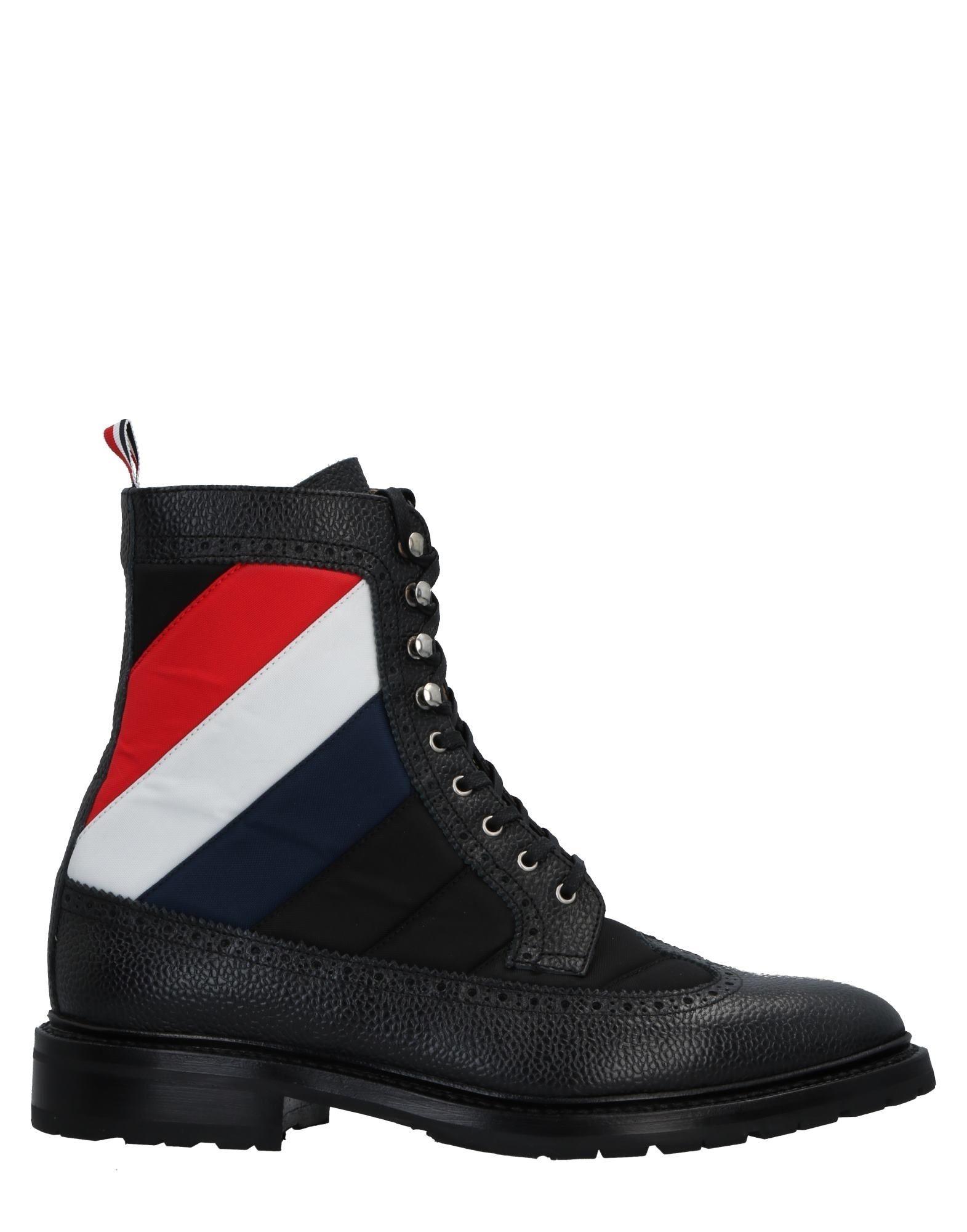 Bottine Thom Browne Homme - Bottines Thom Browne  Noir Nouvelles chaussures pour hommes et femmes, remise limitée dans le temps