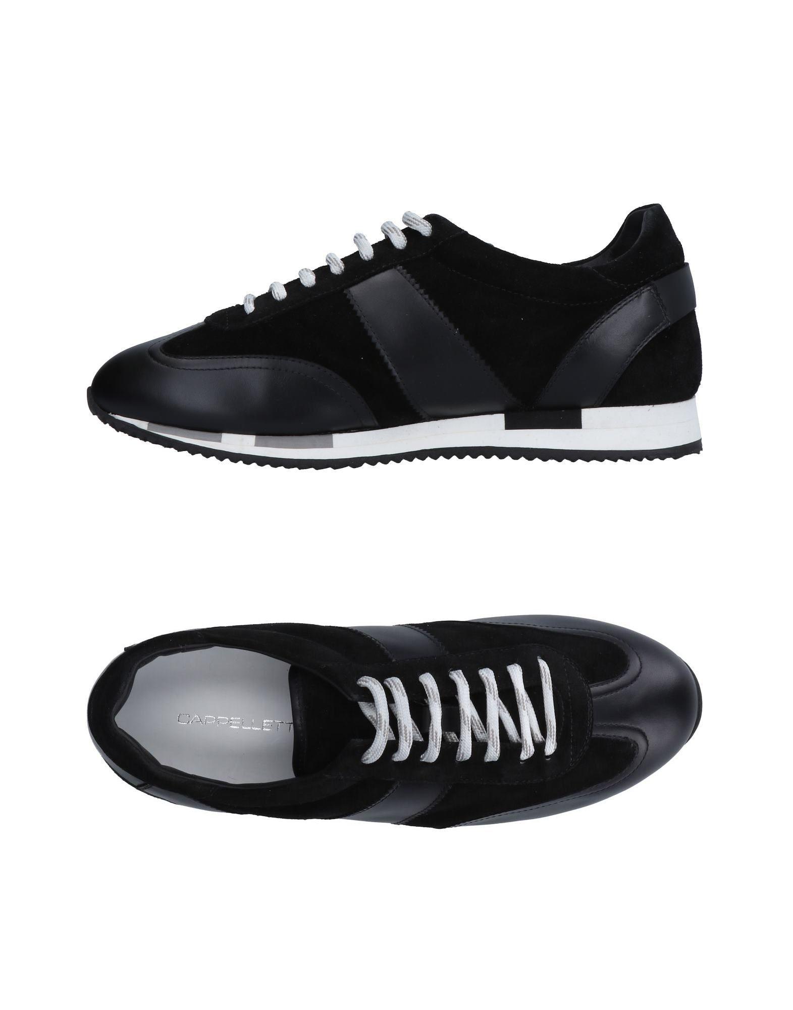 Rabatt echte Schuhe Cappelletti Sneakers Herren  11517146FM