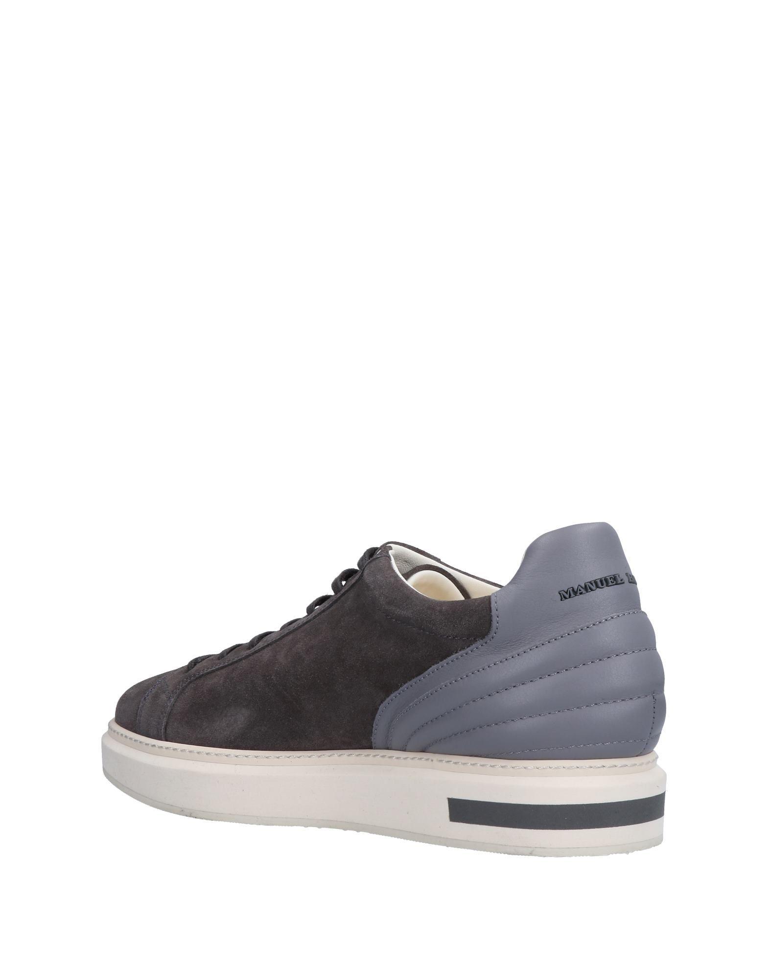 Rabatt echte Schuhe Manuel Barceló Sneakers Herren  11517148XL