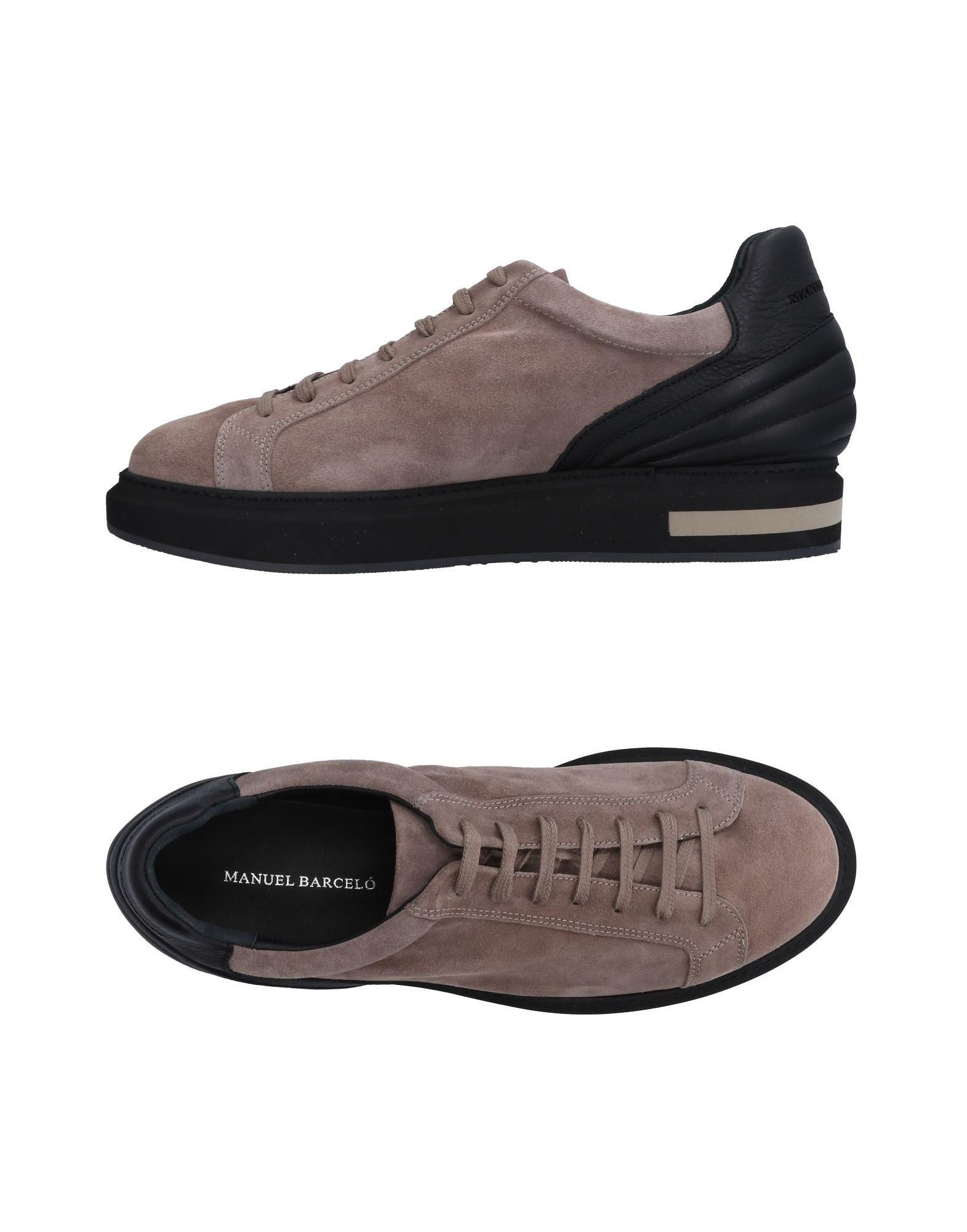 Sneakers Manuel Barceló Uomo - 11517158IQ