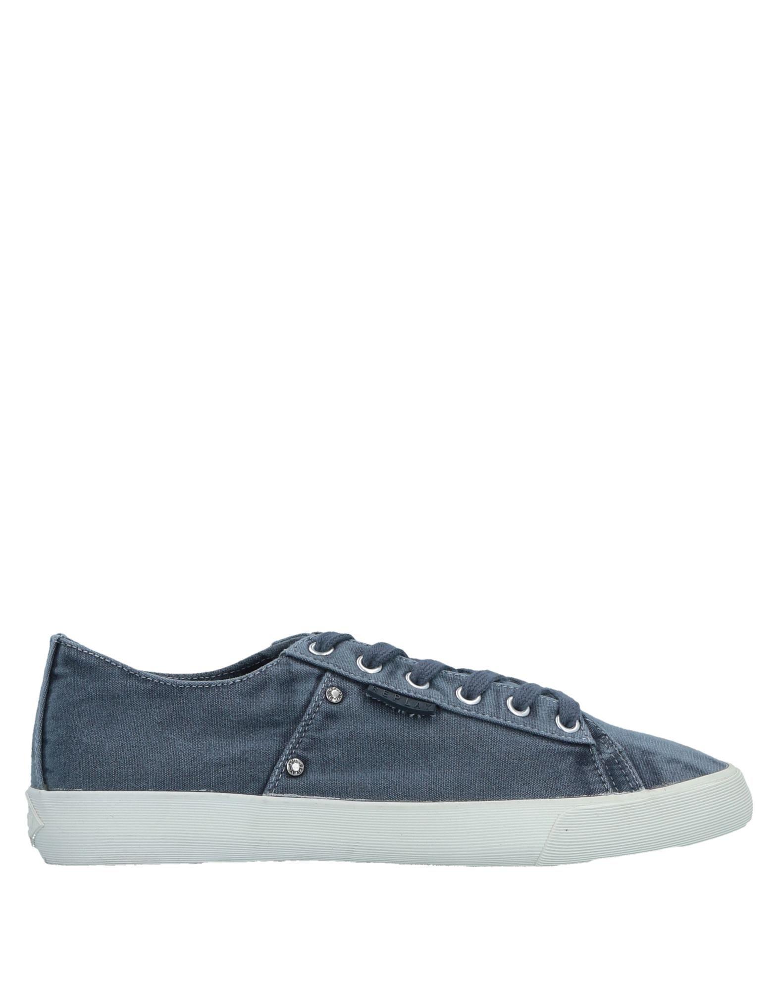 Rabatt echte Sneakers Schuhe Replay Sneakers echte Herren  11517422HQ bffdaf