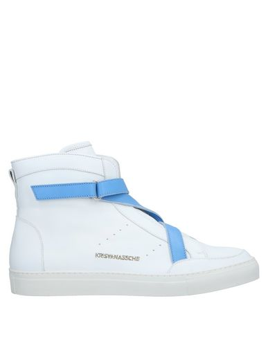KRIS VAN ASSCHE Sneakers in White