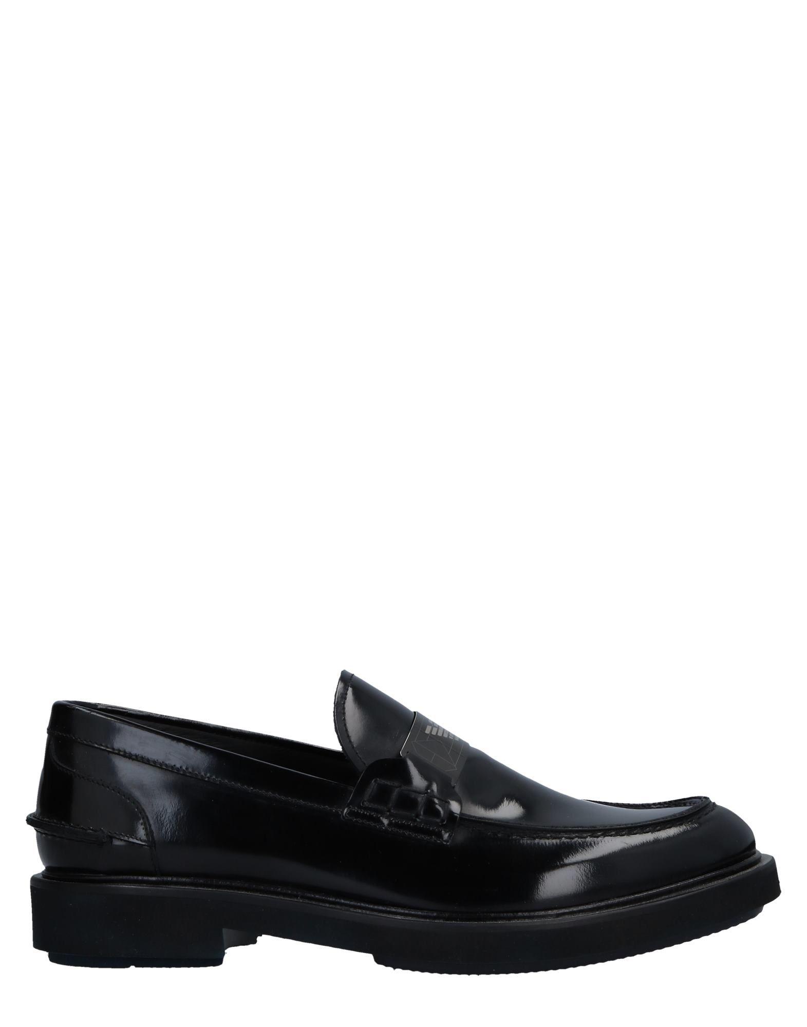 Zapatos - casuales salvajes  Mocasín Emporio Armani Hombre - Zapatos Mocasines Emporio Armani ef549d