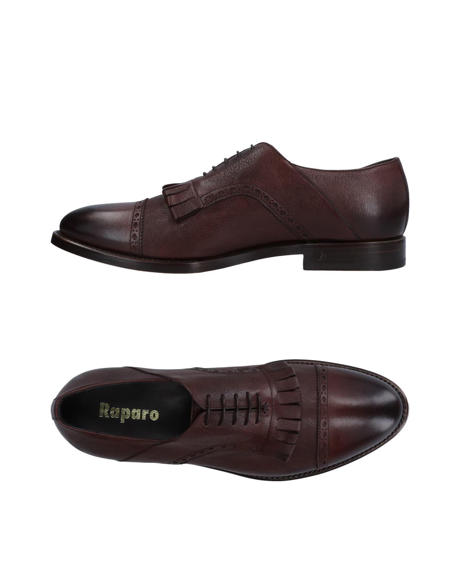 Günstige und modische Schuhe Raparo Schnürschuhe Herren  11517576NX