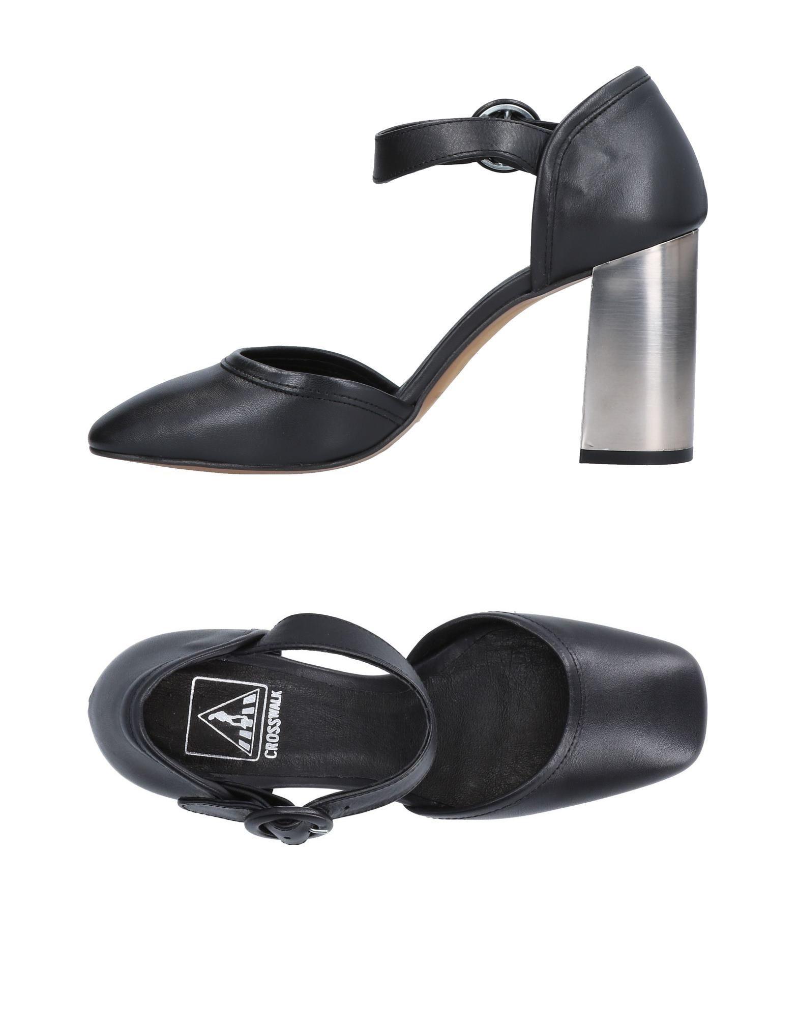 Stilvolle billige Schuhe Cross Walk Pumps Damen  11517657KV