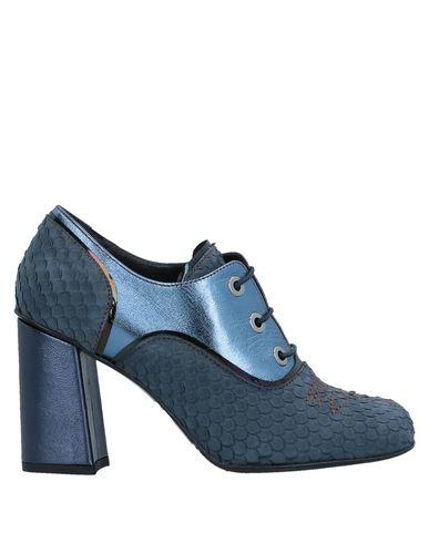 Zapato De Cordones F.Lli Bruglia Mujer - Zapatos Bruglia De Cordones F.Lli Bruglia Zapatos - 11517685QQ Azul francés ebdccc