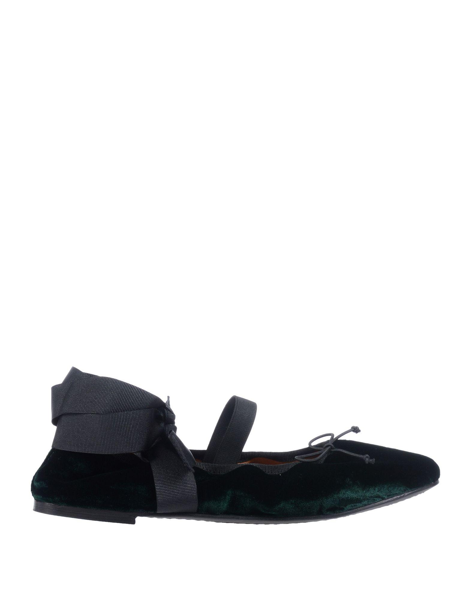 Stilvolle billige Schuhe Cross Walk Ballerinas Damen 11517701QI