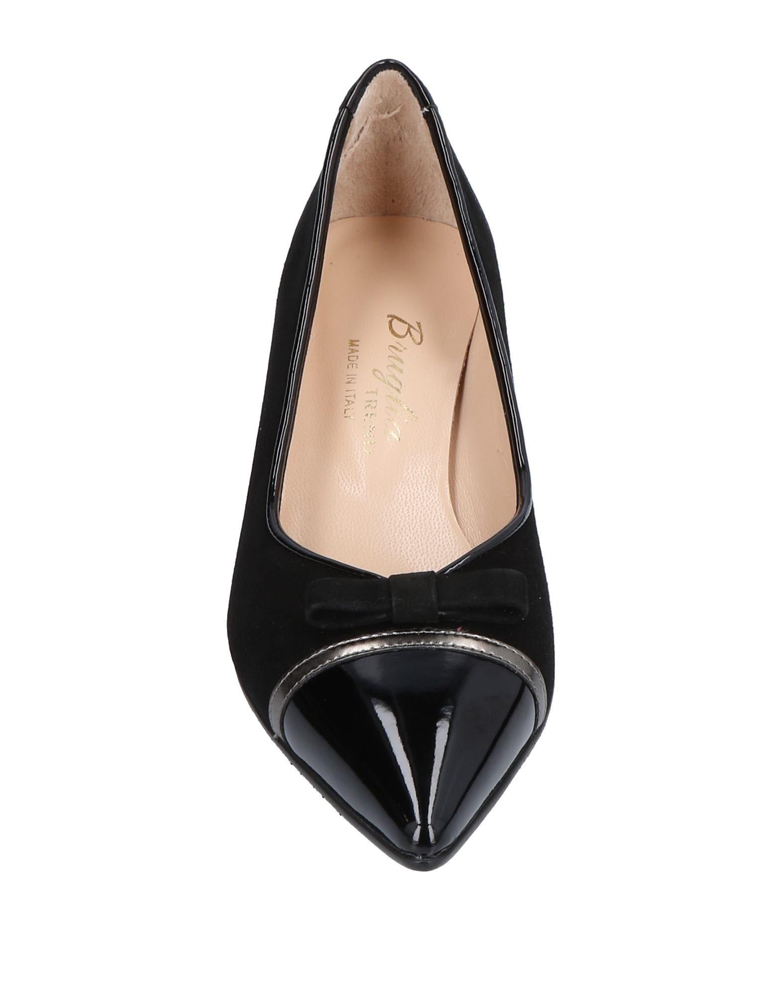 F.Lli Bruglia aussehende Pumps Damen  11517705XGGut aussehende Bruglia strapazierfähige Schuhe 410948