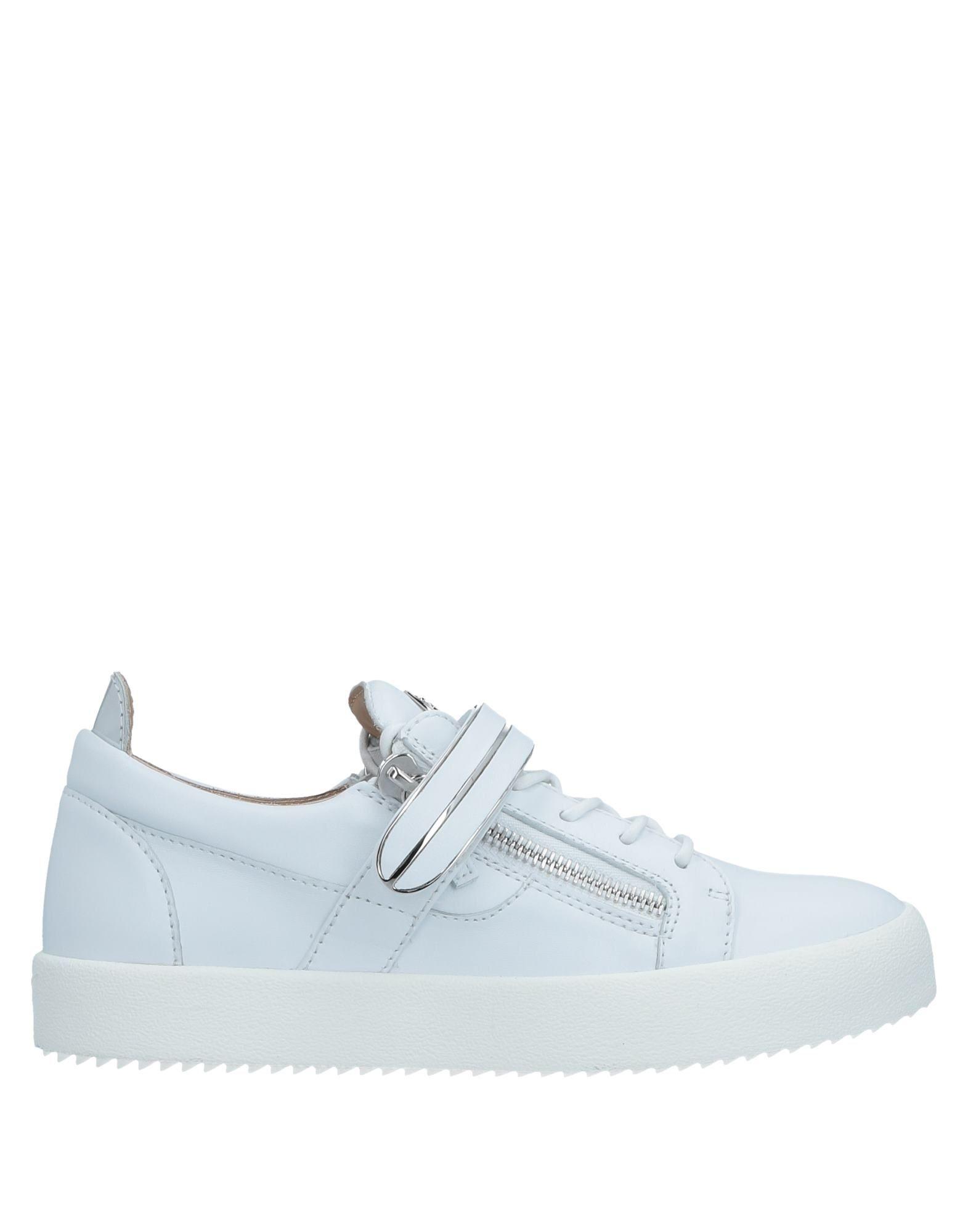 Sneakers Giuseppe Zanotti Homme - Sneakers Giuseppe Zanotti  Blanc Les chaussures les plus populaires pour les hommes et les femmes