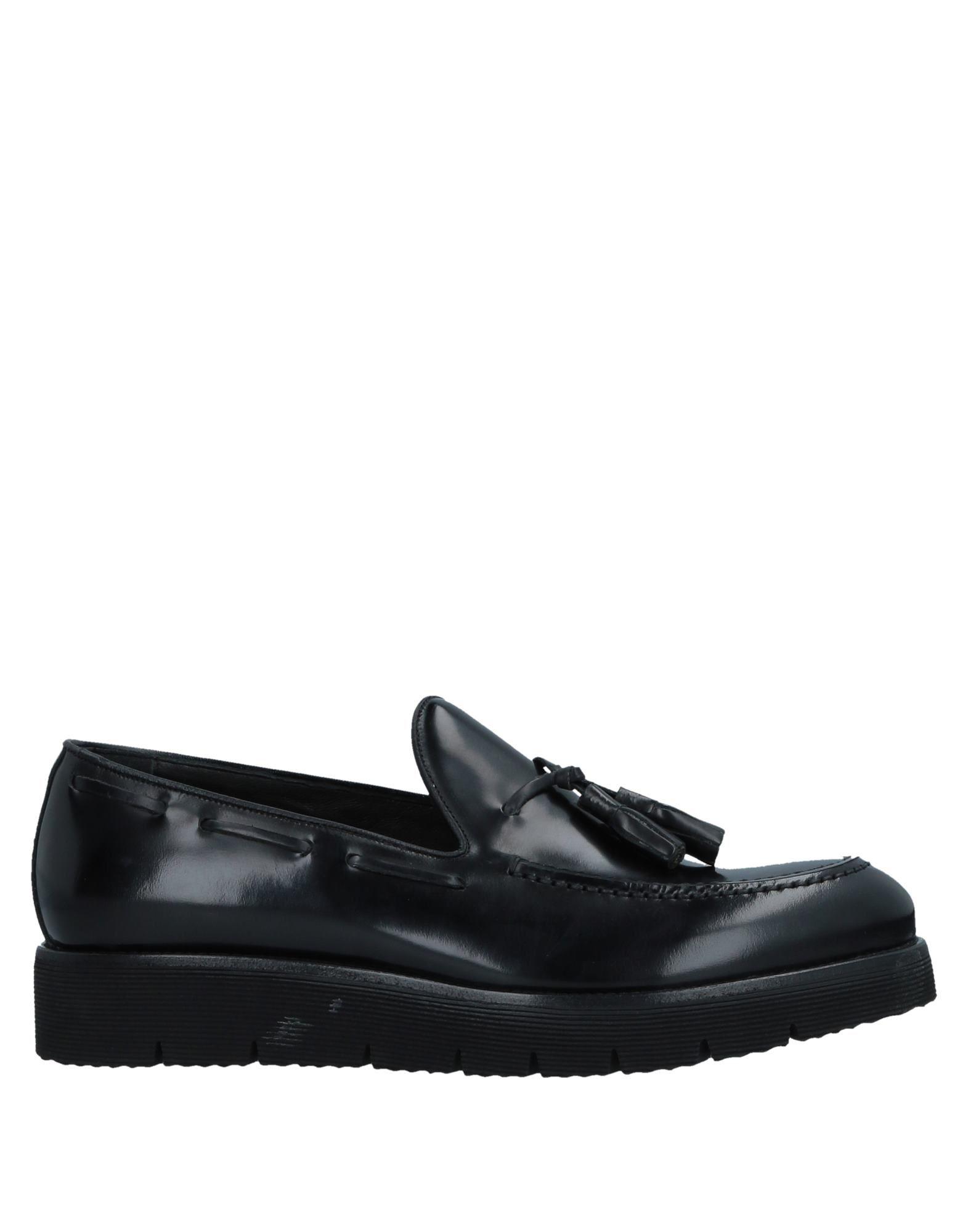 Rabatt echte Schuhe Zanfrini Cantù Mokassins Herren  11517747GL