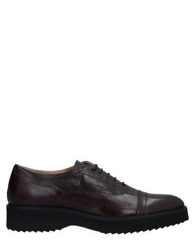 Zapato De Cordones De Logan Mujer - Zapatos De Cordones Cordones Logan - 11517807LI Berenjena 00e62a
