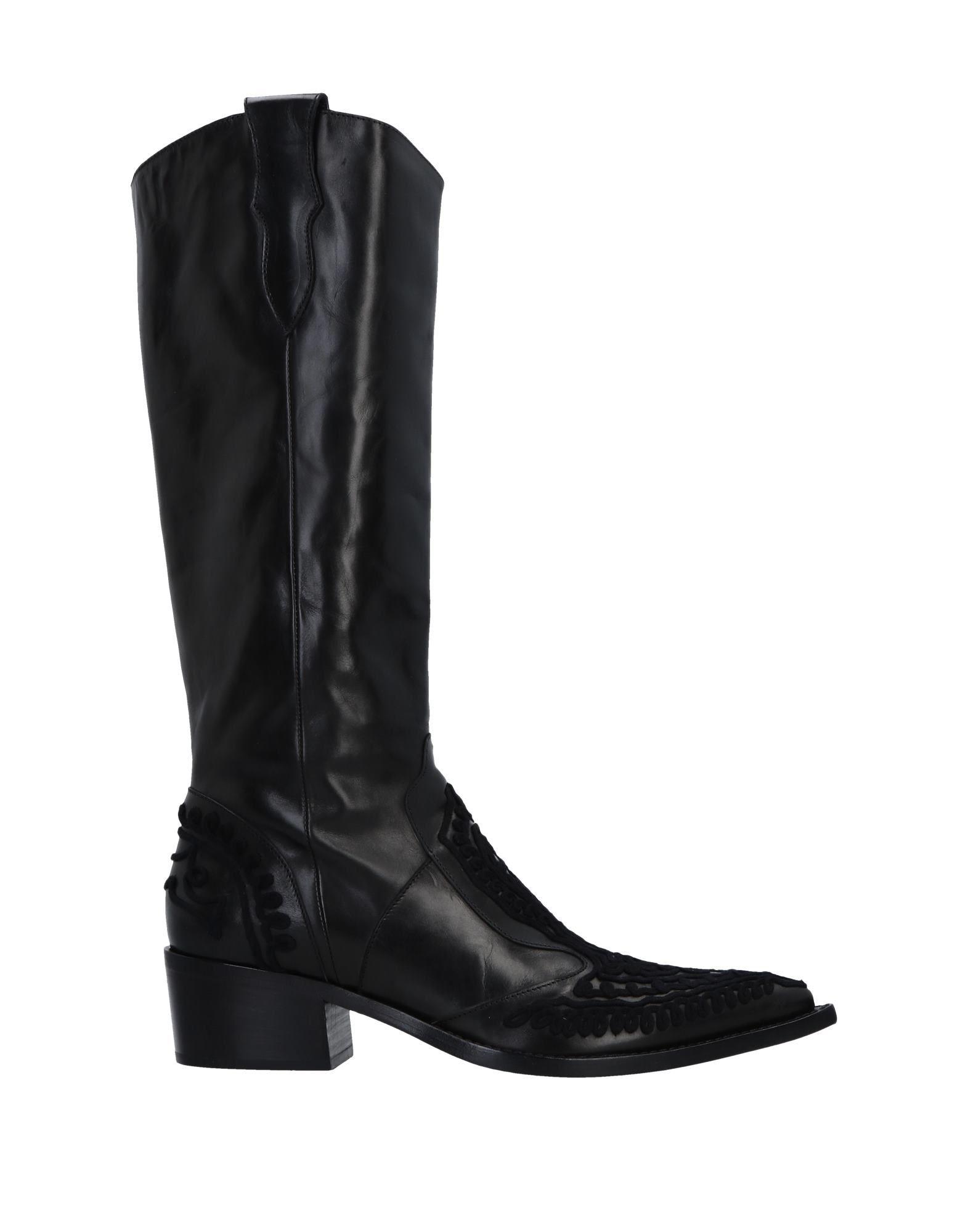 Rabatt Schuhe Lena Milos Stiefel Damen  11517837EE