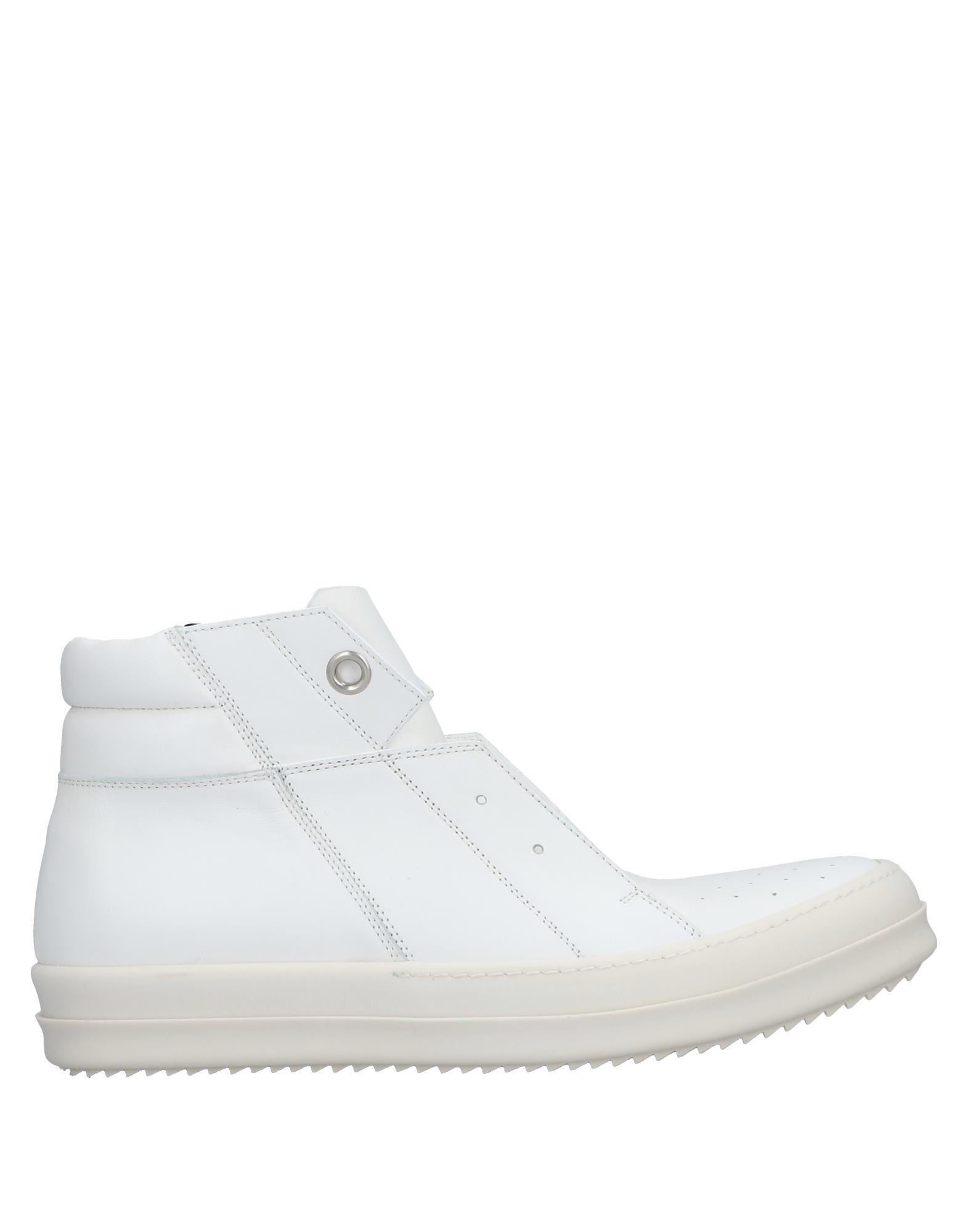 Sneakers Rick Rick Owens Homme - Sneakers Rick Sneakers Owens  Blanc Dernières chaussures discount pour hommes et femmes 63716c