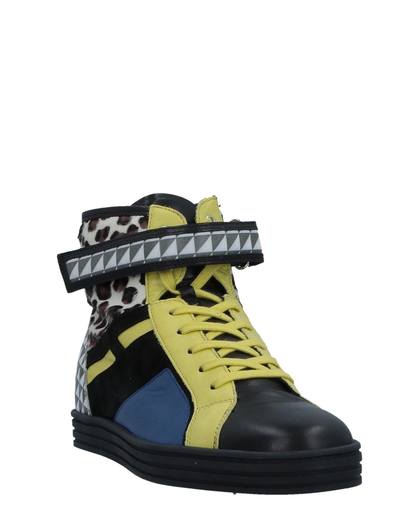 Stilvolle billige Schuhe Hogan Rebel 11517933MU Sneakers Damen  11517933MU Rebel 12f67a