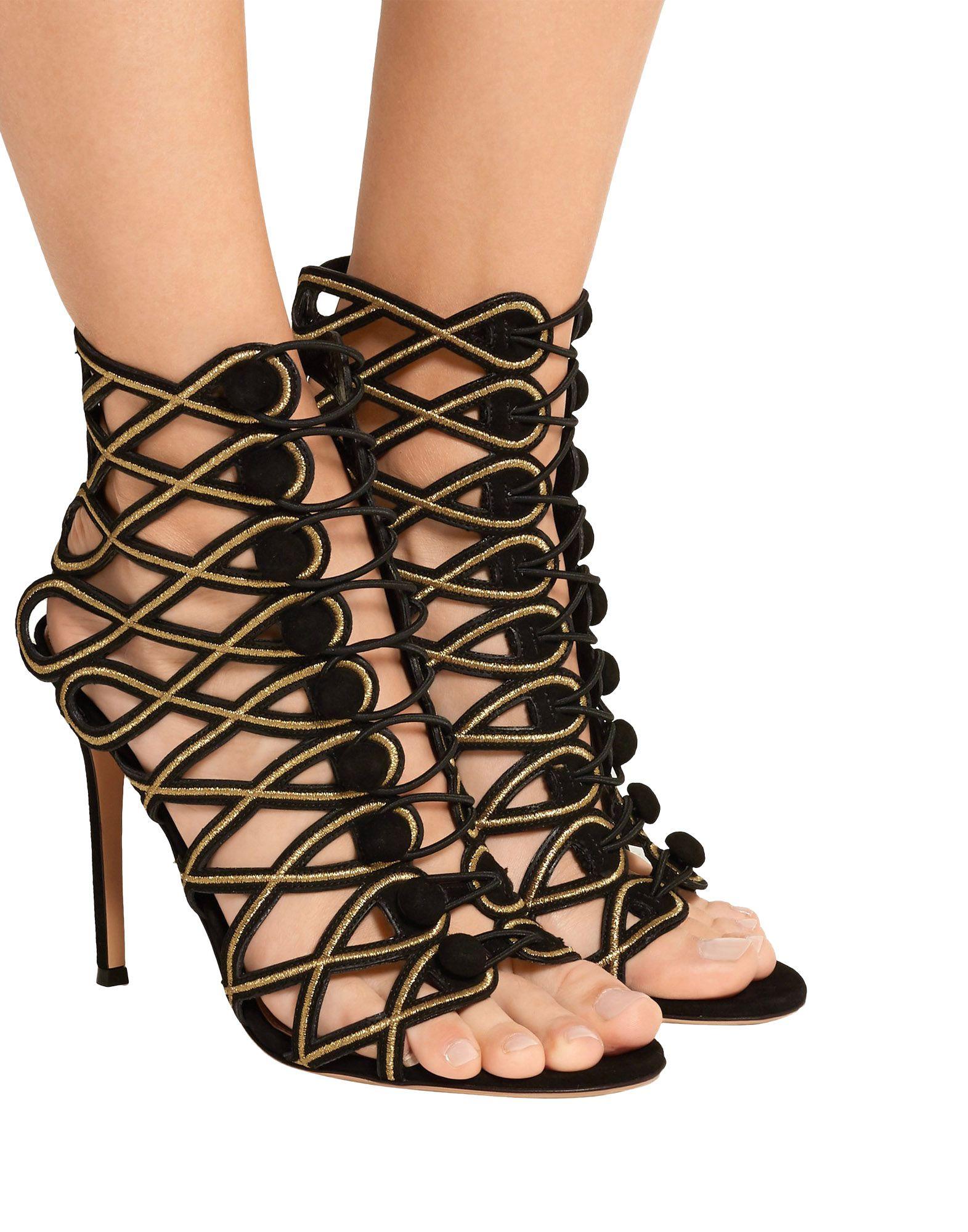 Gianvito Rossi Sandalen Damen  11517956PTGünstige gut aussehende Schuhe