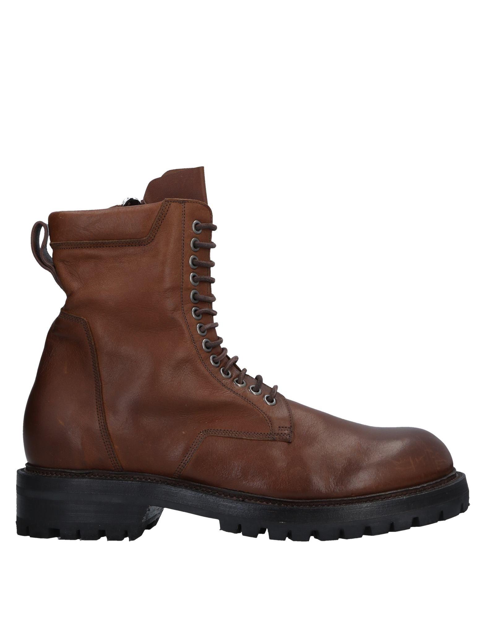 Rick Owens Stiefelette Herren  11517975MH Gute Qualität beliebte Schuhe