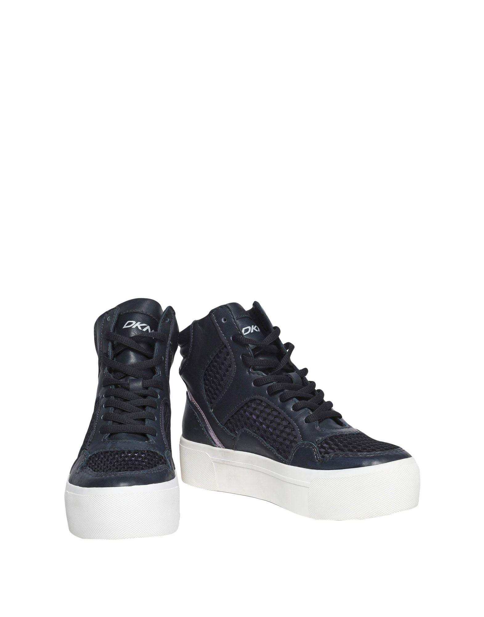Gut um billige Schuhe zu tragenDkny Turnschuhes Damen 11517983MT