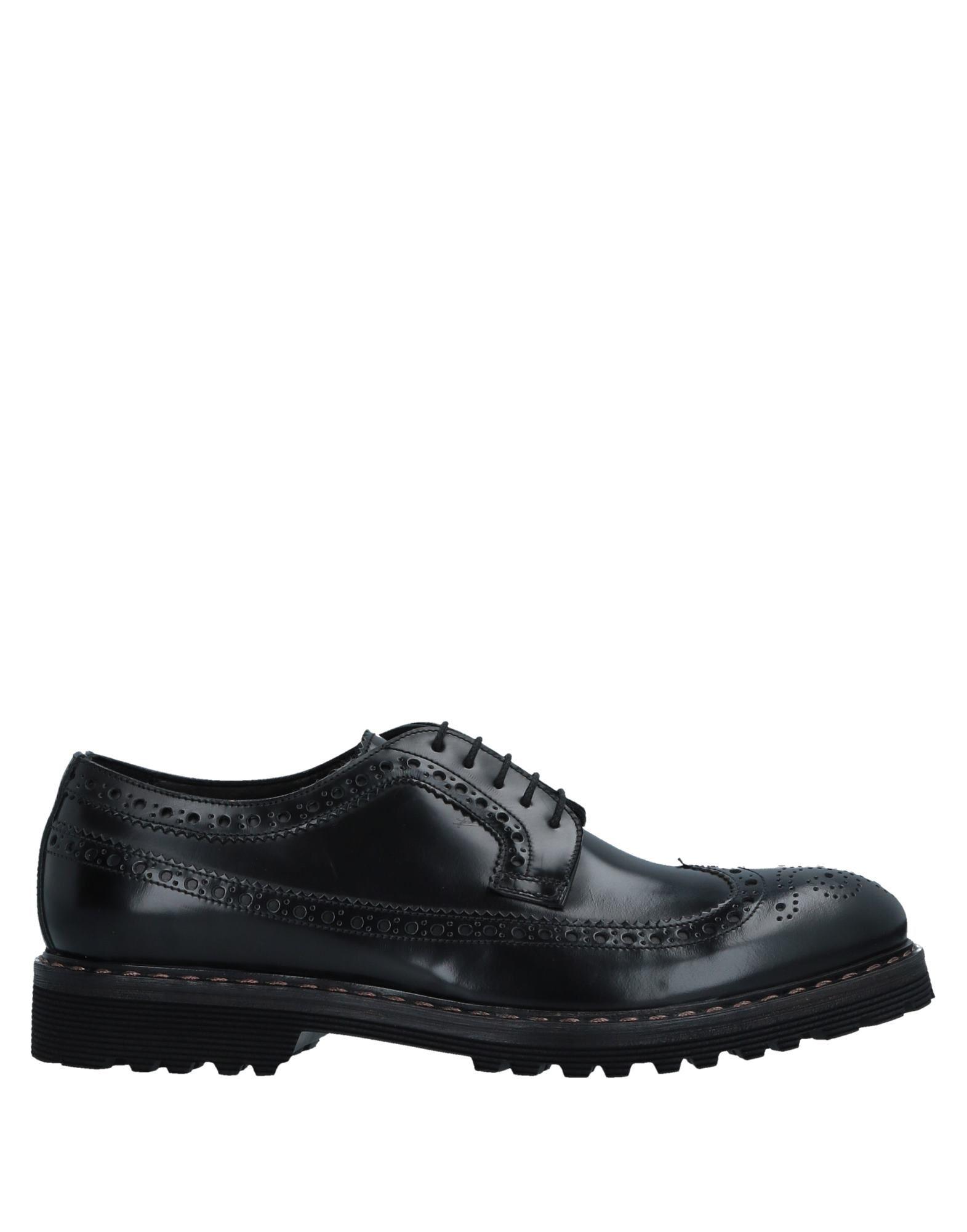 Rabatt echte Schuhe Zanfrini Cantù Schnürschuhe Herren  11518005WJ