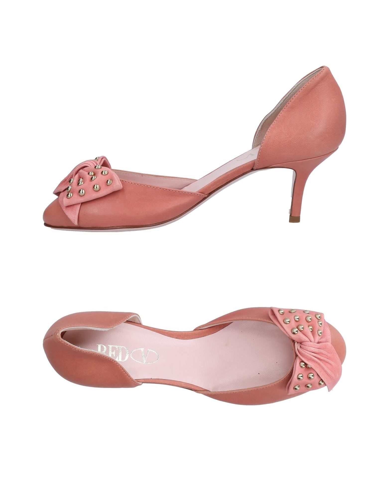 Gut um billige Schuhe zu tragenRed(V) Pumps Damen  11518021UD