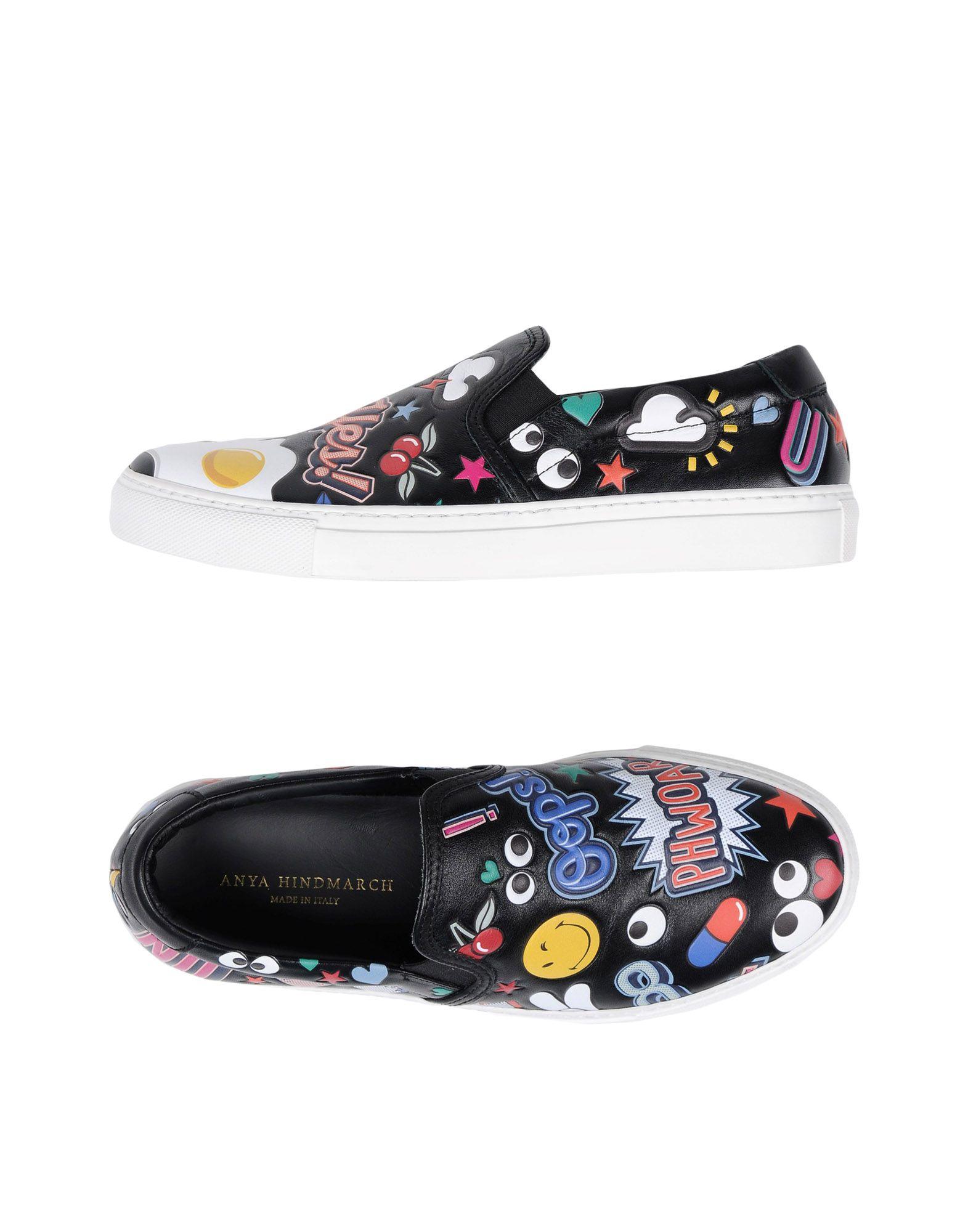 Rabatt Schuhe Anya Damen Hindmarch Sneakers Damen Anya  11518043EN 9de75a