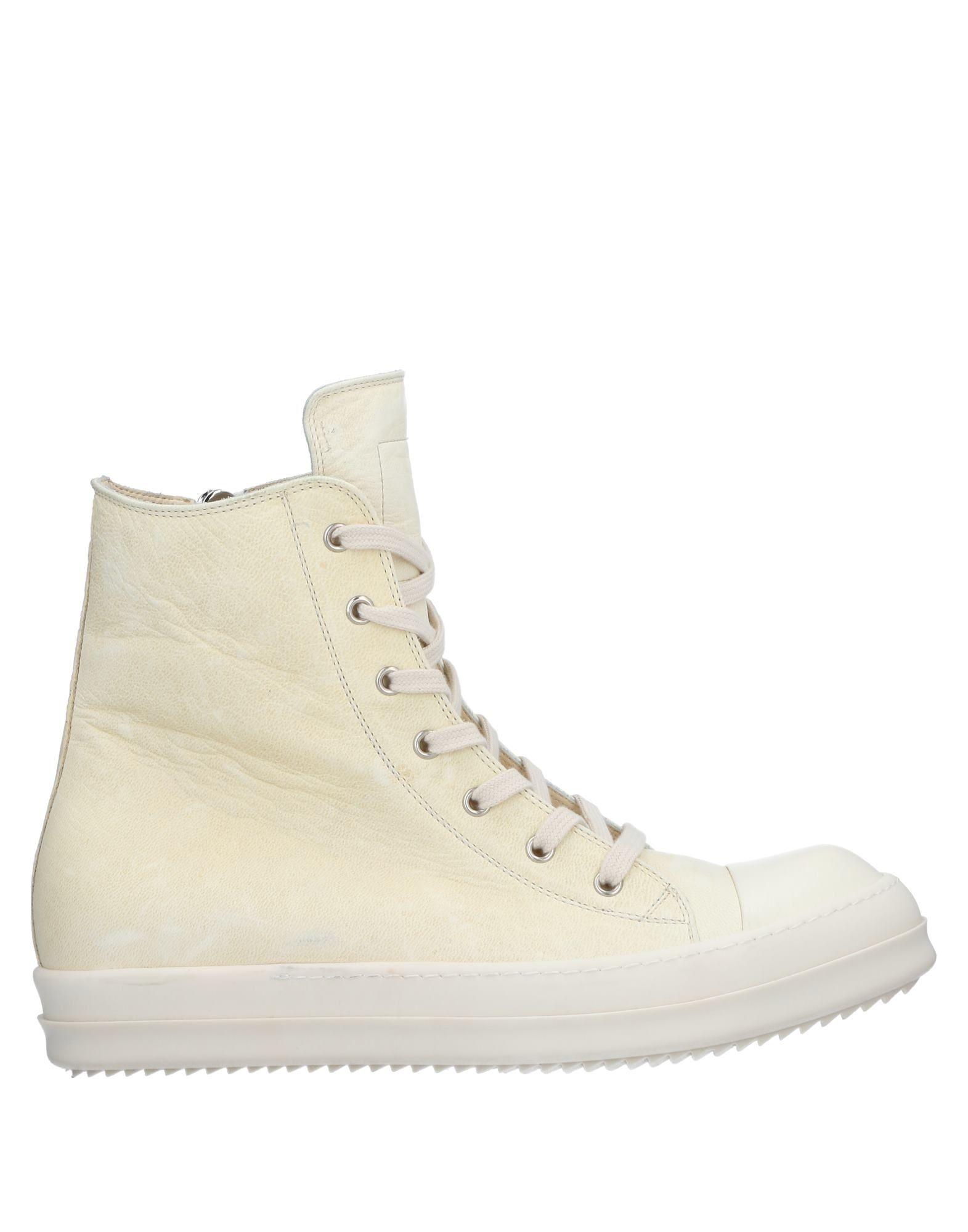 Rick Owens Sneakers Herren  11518052FT Gute Qualität beliebte Schuhe