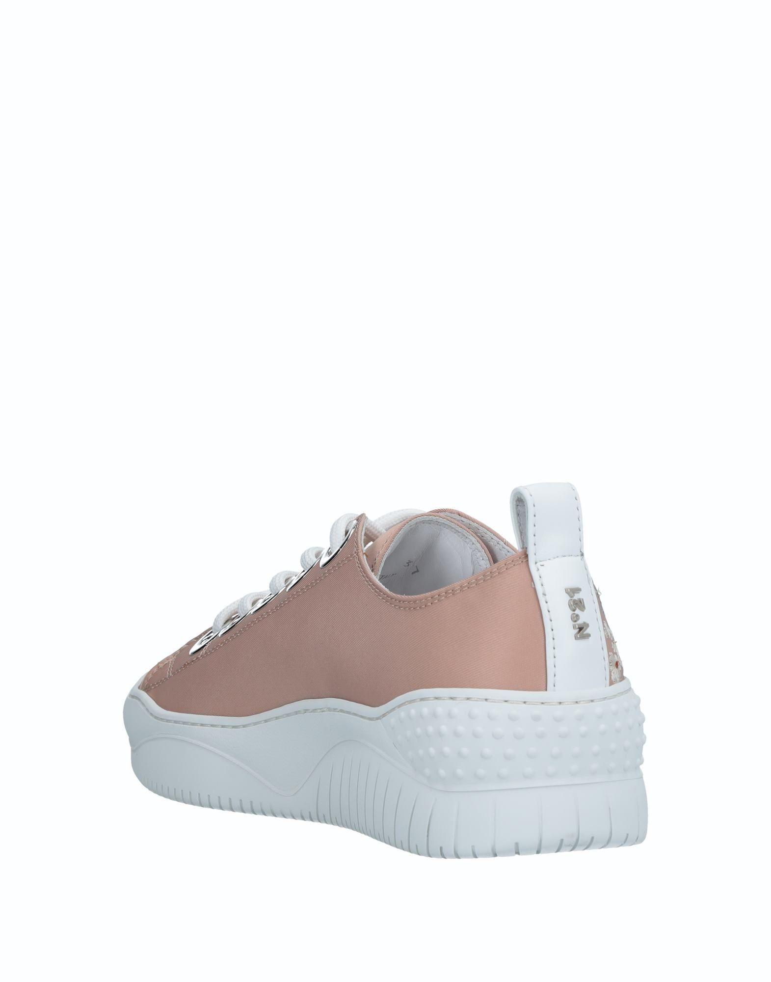 N° 21 Sneakers - Women N° 21 Sneakers online on on on  United Kingdom - 11518062GB 016352