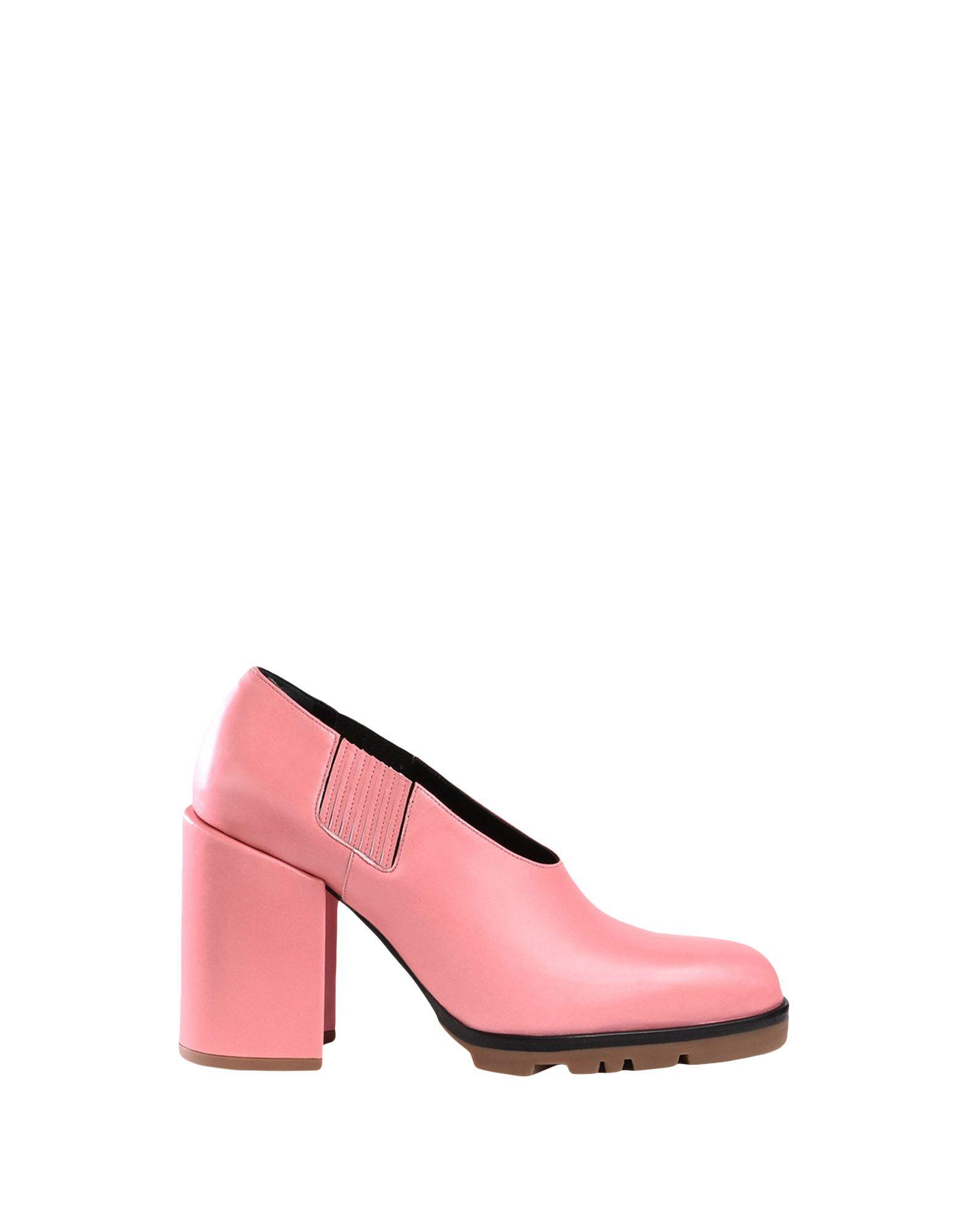 Bottine Jil Sander Femme - Bottines Jil Sander Rose Nouvelles chaussures pour hommes et femmes, remise limitée dans le temps