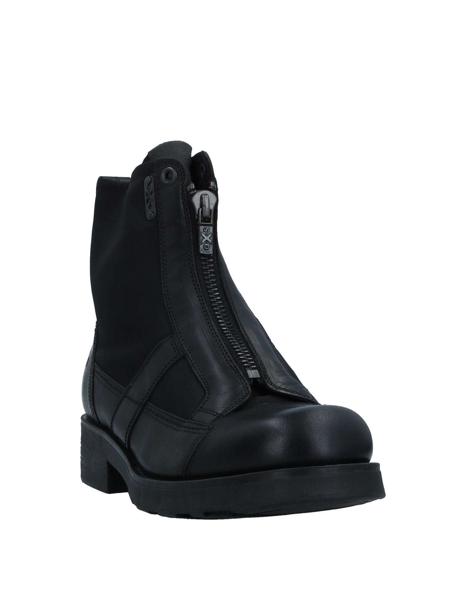 Rabatt echte Schuhe O.X.S. Stiefelette Herren   Herren 11518107SH 0aa2c1