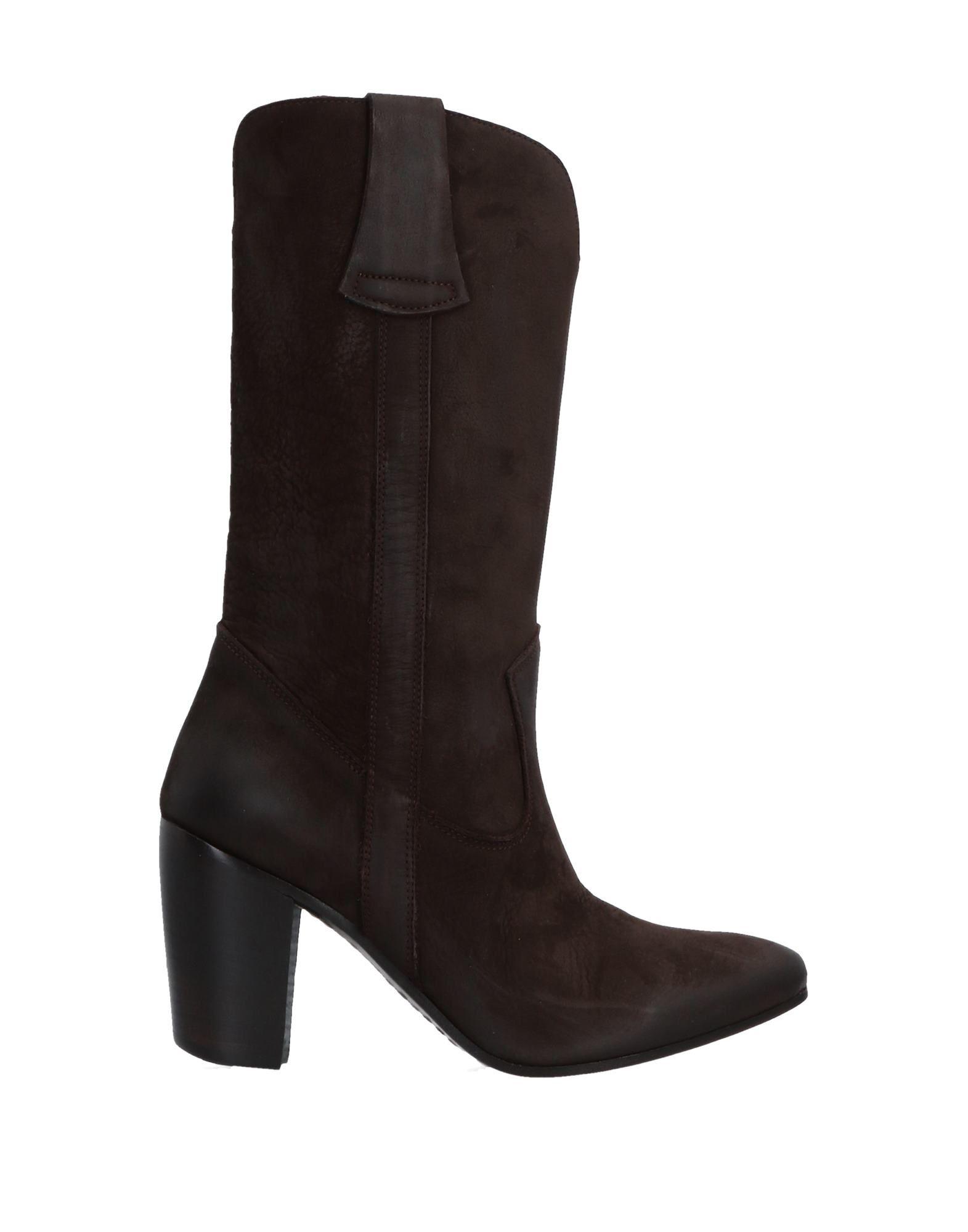 Rabatt Schuhe Key Té Stiefel Damen  11518133TG