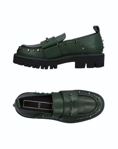 Zapatos N° con descuento Mocasín N° 21 Hombre - Mocasines N° Zapatos 21 - 11518179XQ Verde 349adf