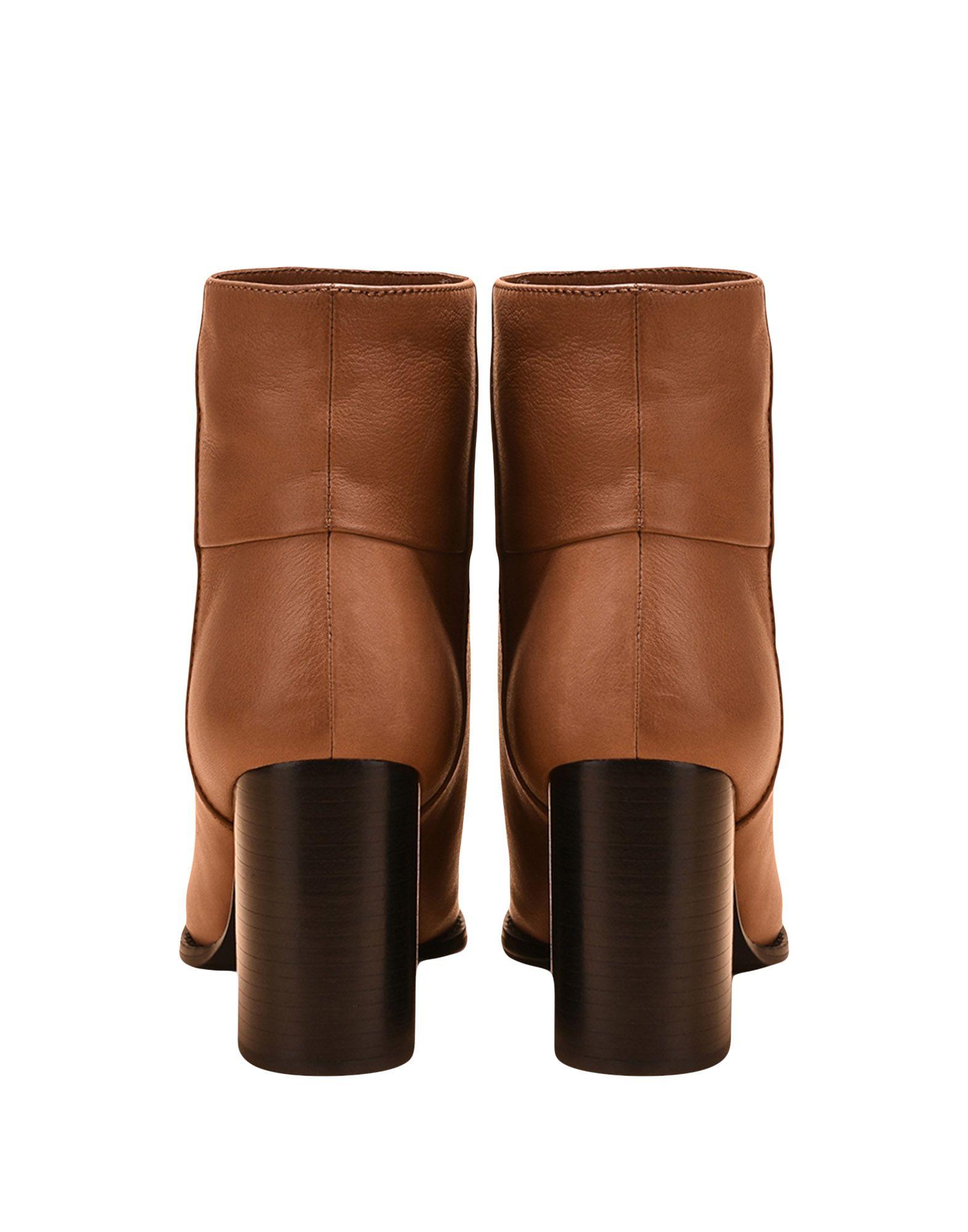 Rabatt Schuhe Jil Sander Navy Stiefelette Damen  11518202WH 11518202WH  b800c4