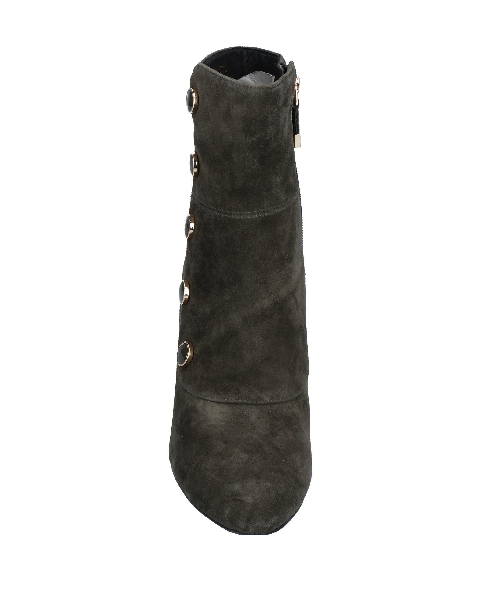 Stilvolle billige Schuhe  What For Stiefelette Damen  Schuhe 11518303RH 436255