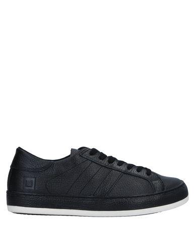 Zapatos de de hombre y mujer de Zapatos promoción por tiempo limitado Zapatillas D.A.T.E. Mujer - Zapatillas D.A.T.E. - 11518309EQ Negro 9ada88