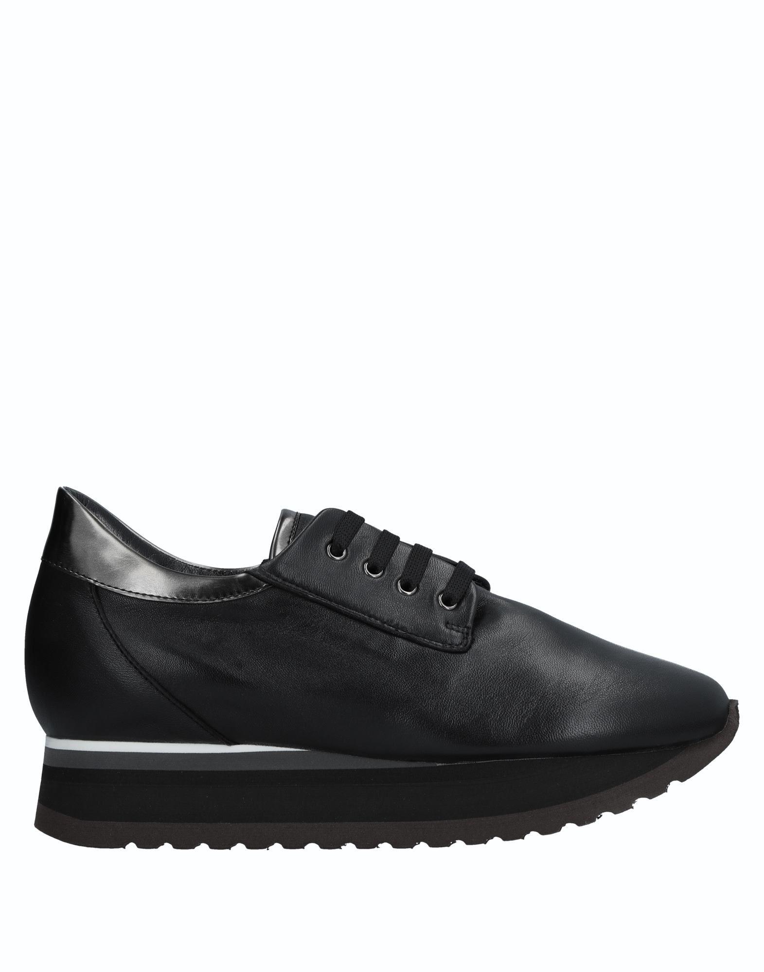 Los zapatos más hombres populares para hombres más y mujeres Zapatillas F.Lli Bruglia Mujer - Zapatillas F.Lli Bruglia  Negro 2da357