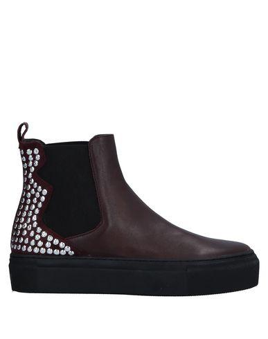 Los últimos zapatos de hombre y mujer Mujer Botas Chelsea Janet Sport Mujer mujer - Botas Chelsea Janet Sport - 11518333SX Burdeos 8b5508