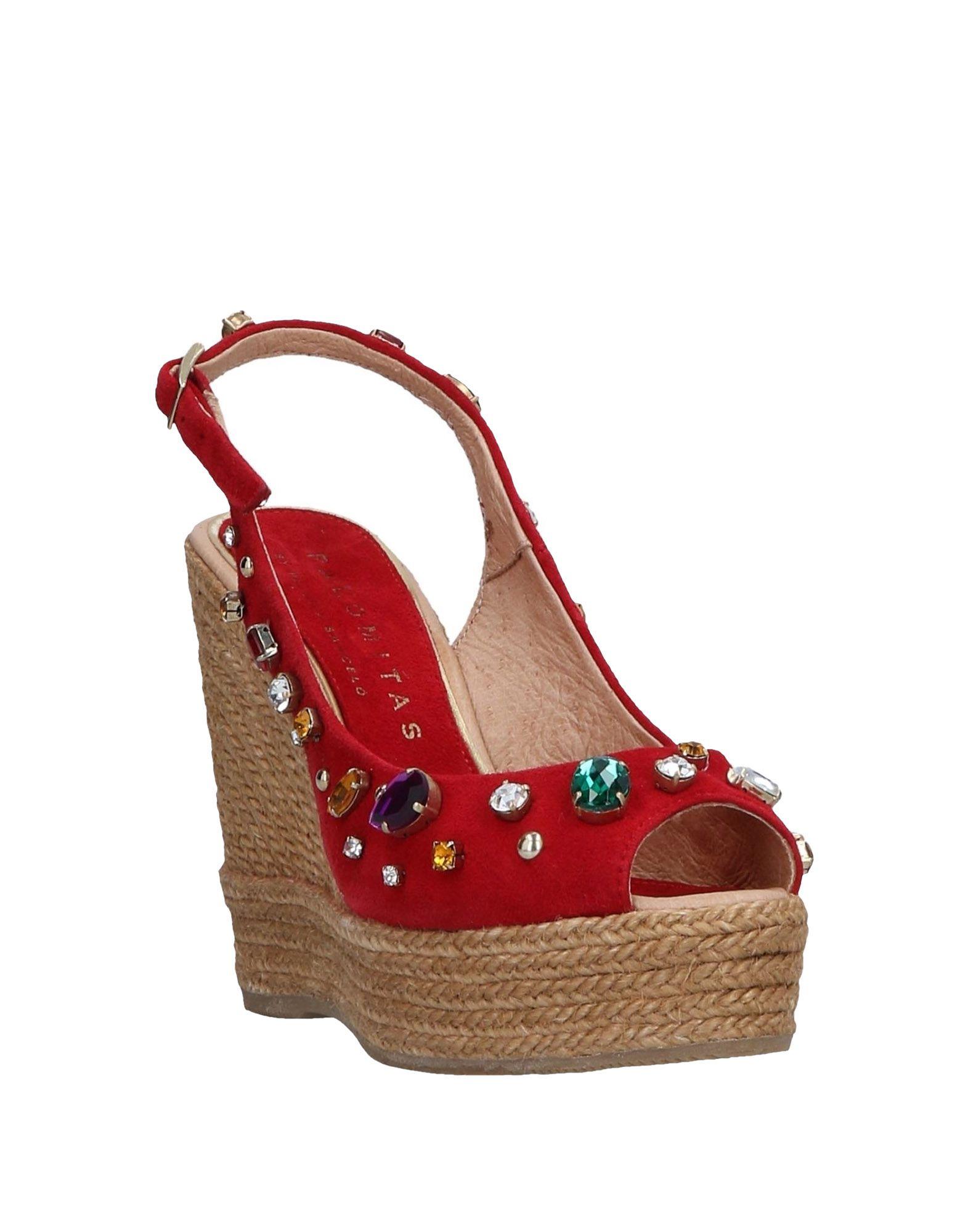Gut um billige Schuhe zu tragenPalomitas Paloma By Paloma tragenPalomitas Barceló Sandalen Damen  11518385GM 53054b