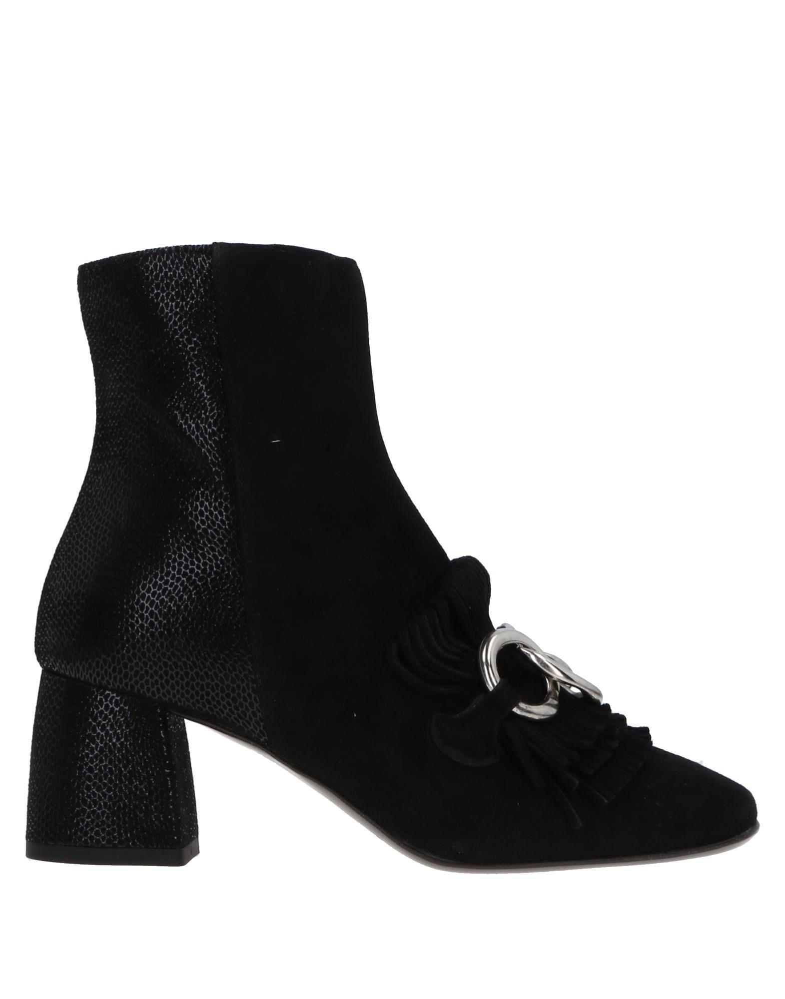 Rabatt Schuhe F.Lli Bruglia Stiefelette Damen  11518403SR