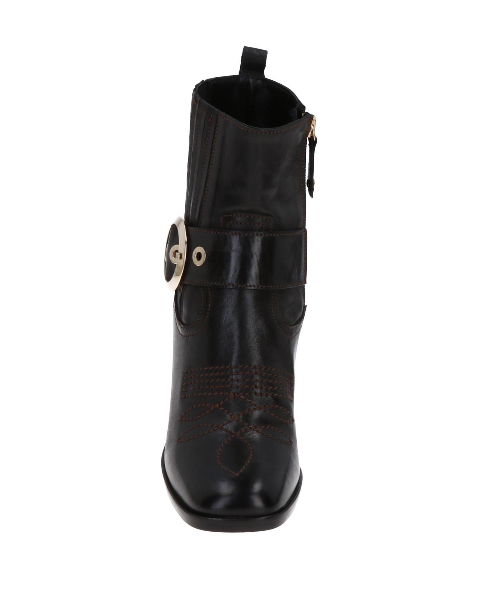 Rabatt Schuhe F.Lli Bruglia Stiefelette Damen  11518407KS