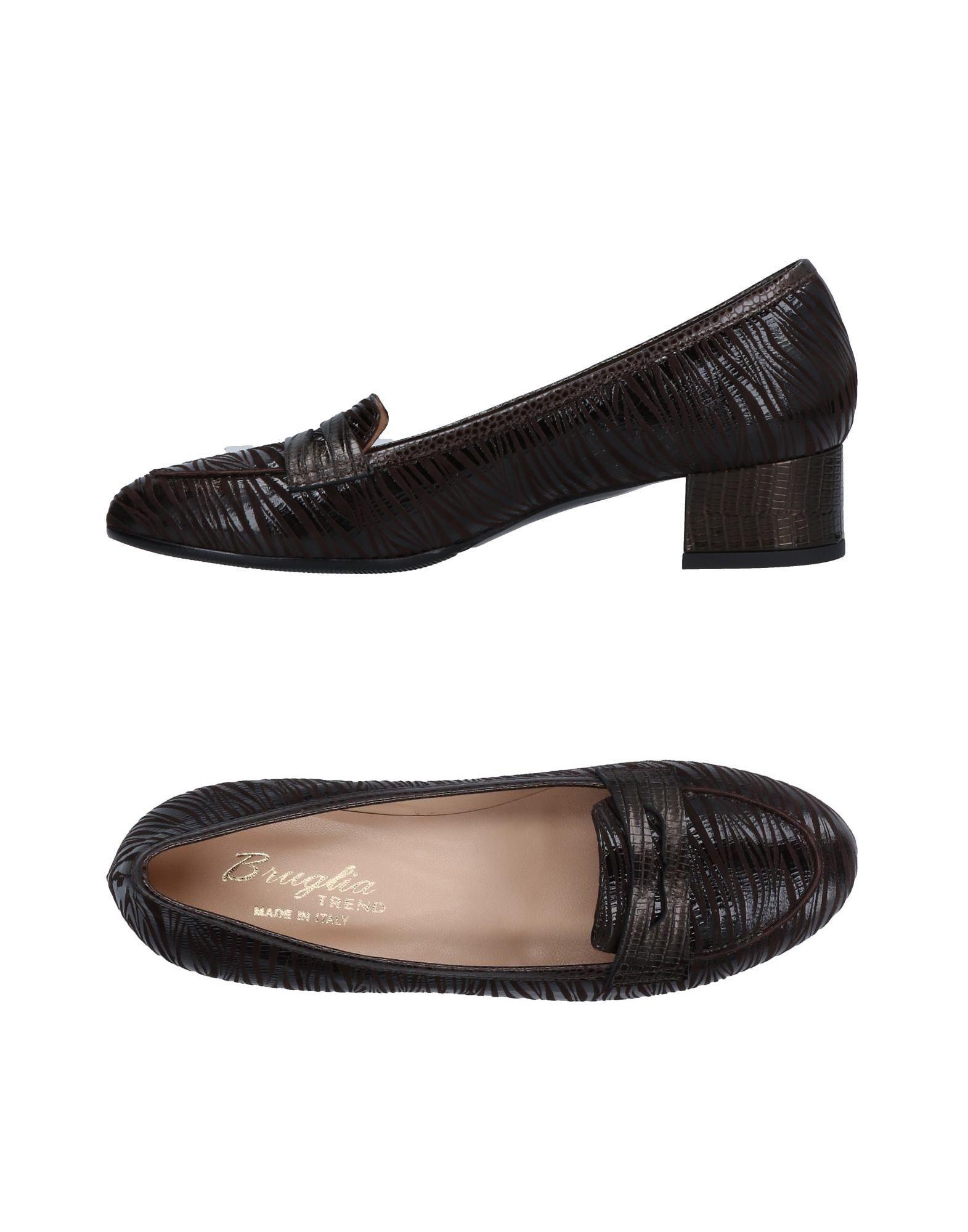 Stilvolle billige Schuhe F.Lli  Bruglia Mokassins Damen  F.Lli 11518472GF 540bc0