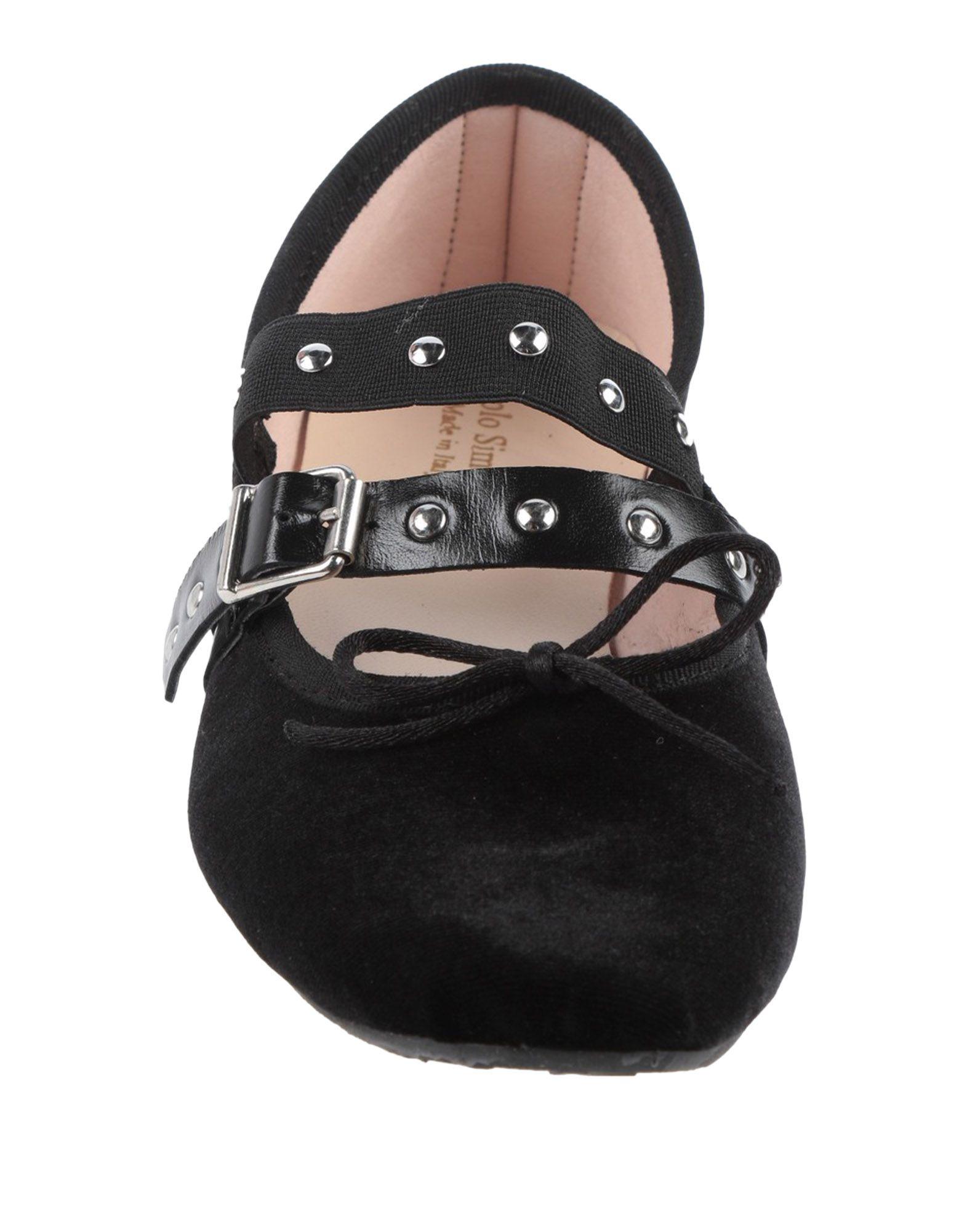 Gut um billige Schuhe Damen zu tragenPaolo Simonini Ballerinas Damen Schuhe  11518475TX d75727