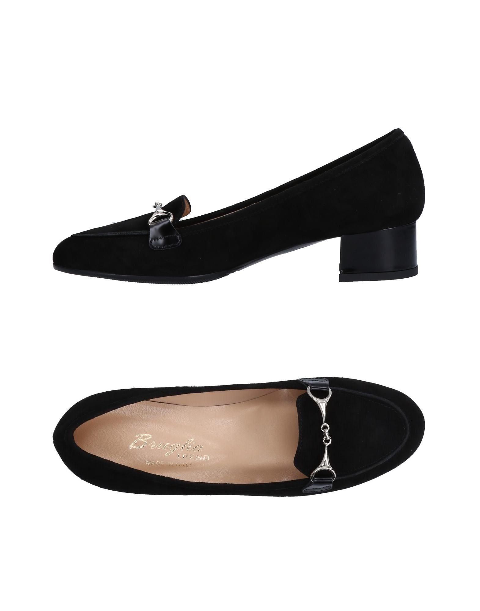 Stilvolle billige Schuhe F.Lli Bruglia Mokassins Damen  11518571PW